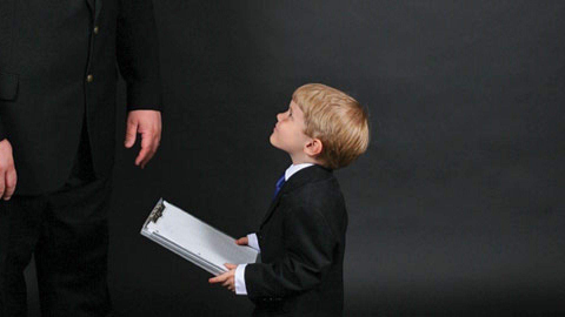 It is hard to be objective about hiring relatives, especially a son or daughter.