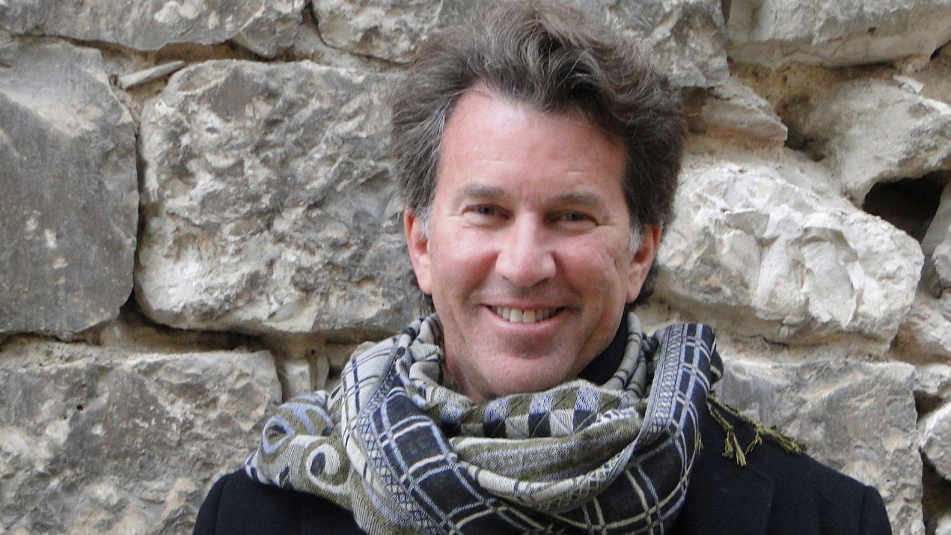 Jeffrey Hollender, entrepreneur, author, CEO, seventh generation inc., leader, headshot