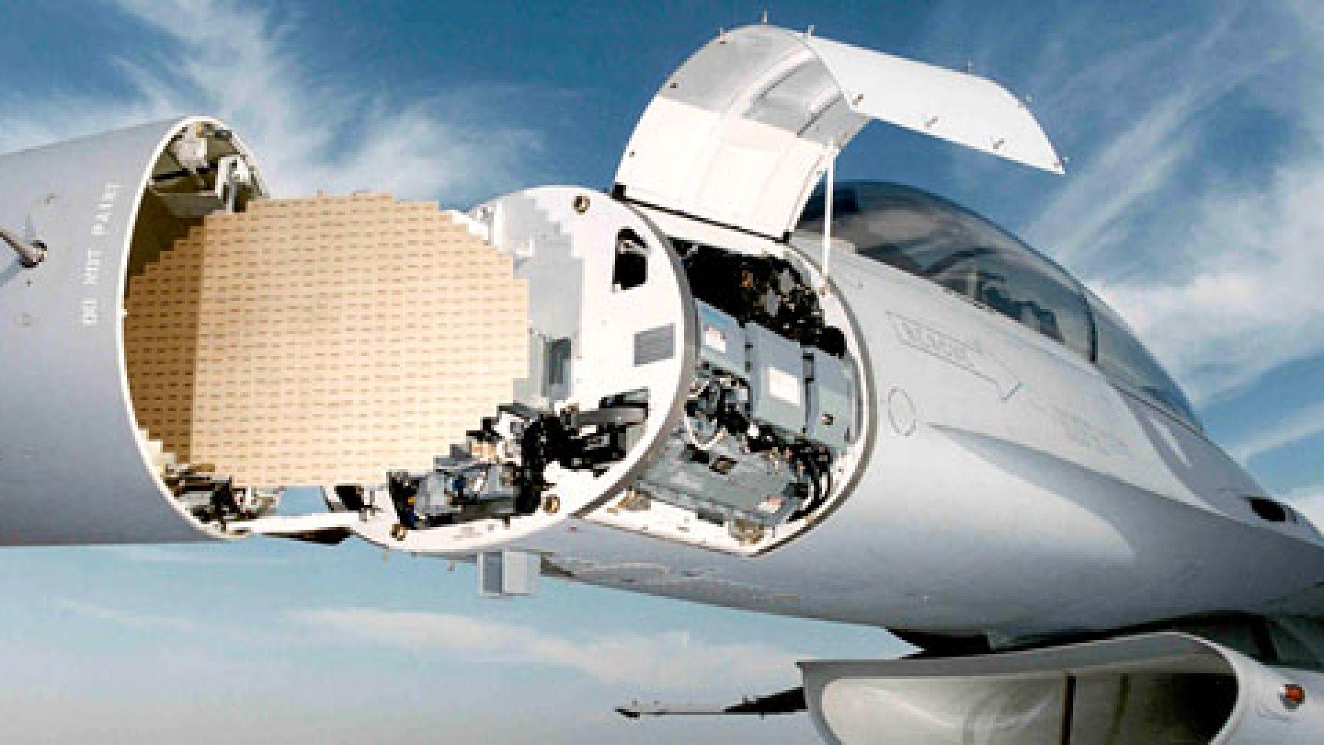 AN/APG-68(V)9 F-16 Multimode Fire Control Radar