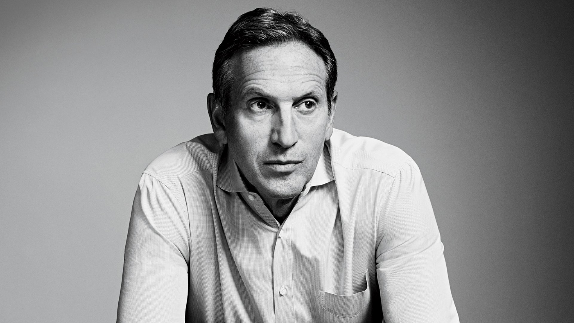 Starbucks's Howard Schultz Goes Where CEOs Fear to Tread: Race Relations