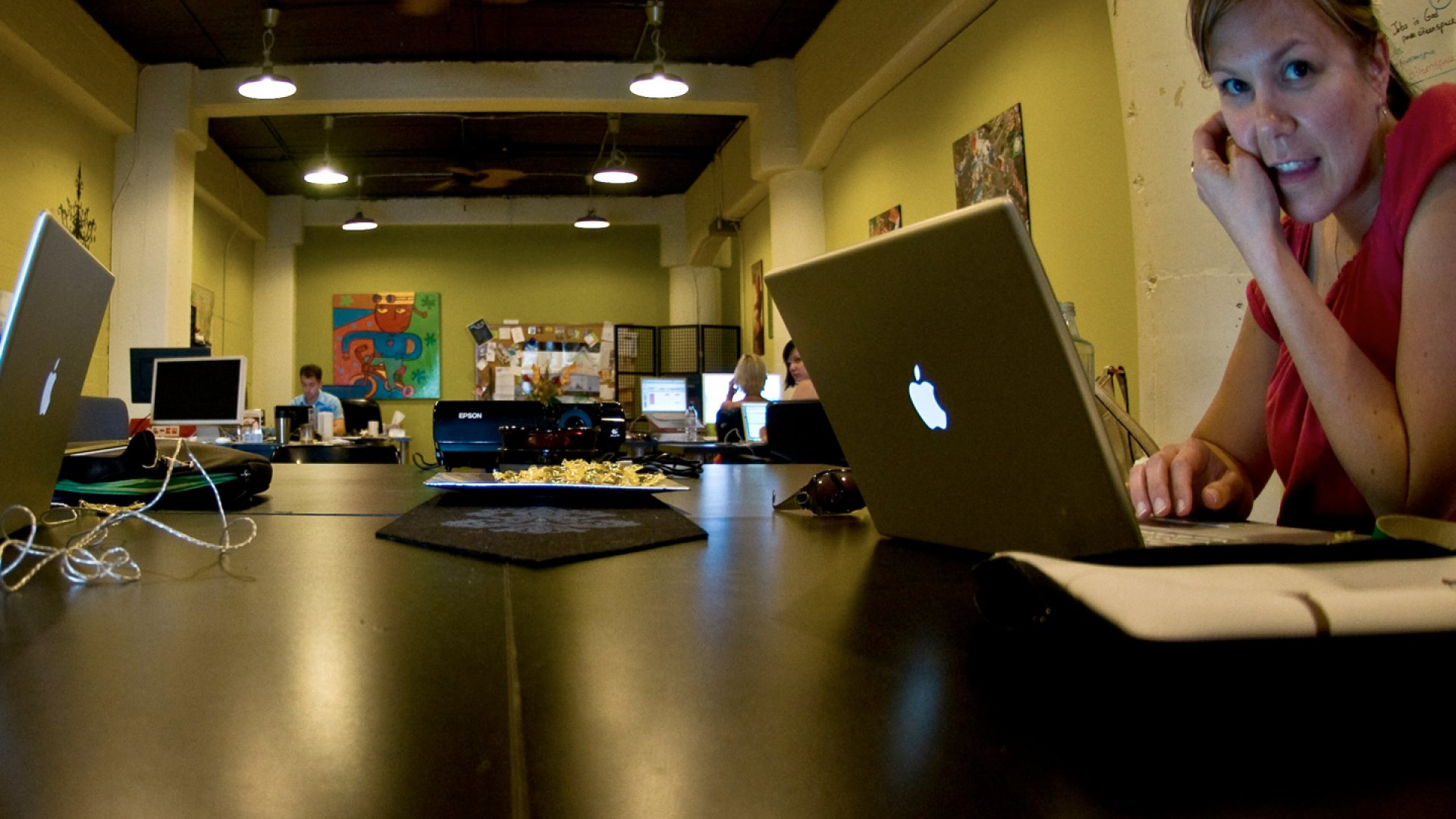 6 Ways a Co-Working Space Can Boost Your Business Success