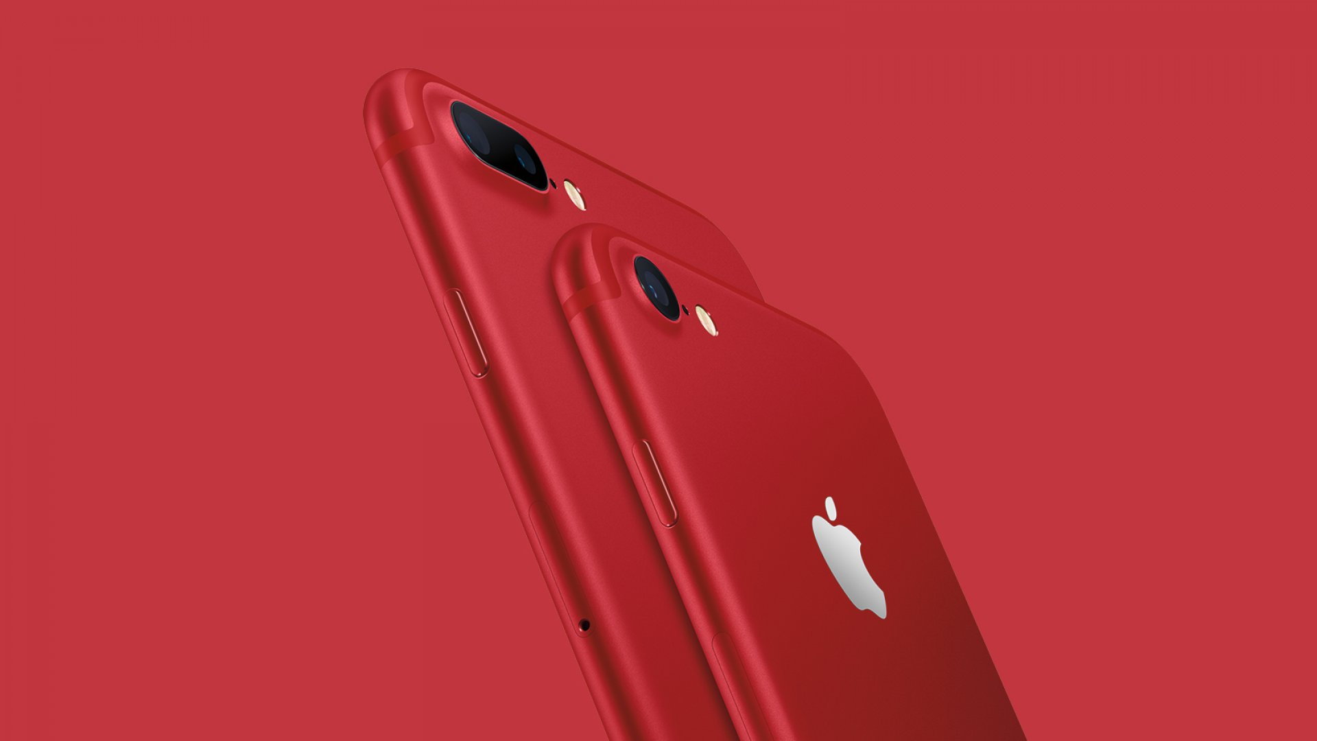 Special Edition iPhone 7 (RED).
