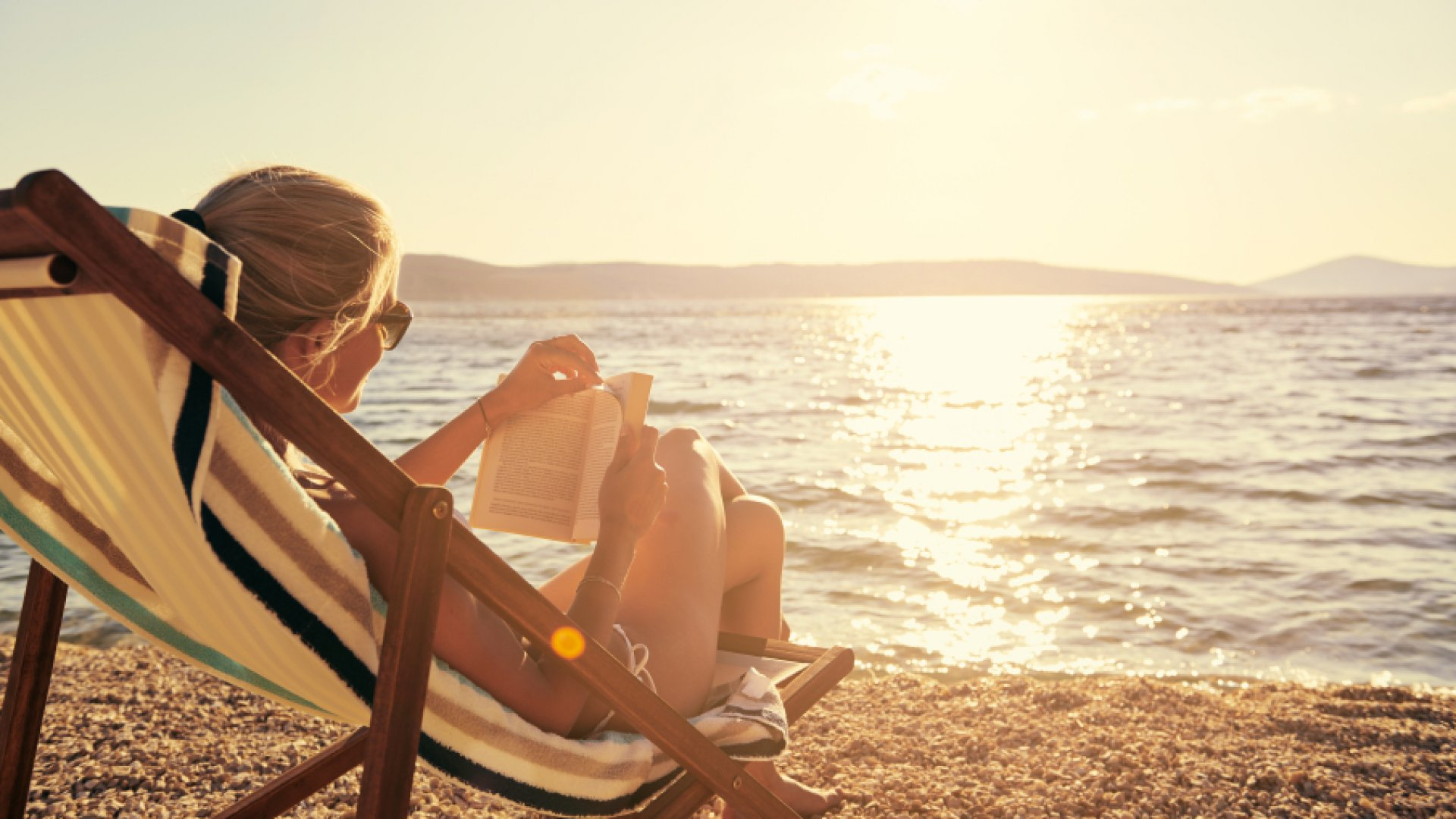 How to Take a Vacation When It's Tough to Get Away