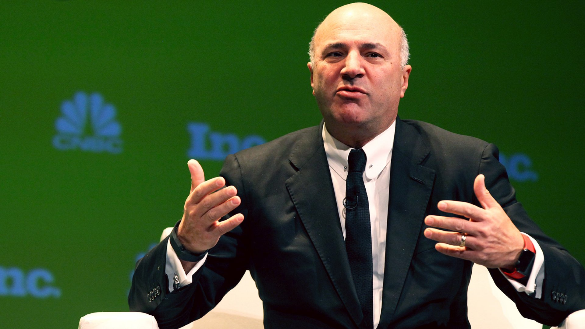 Kevin O'Leary.