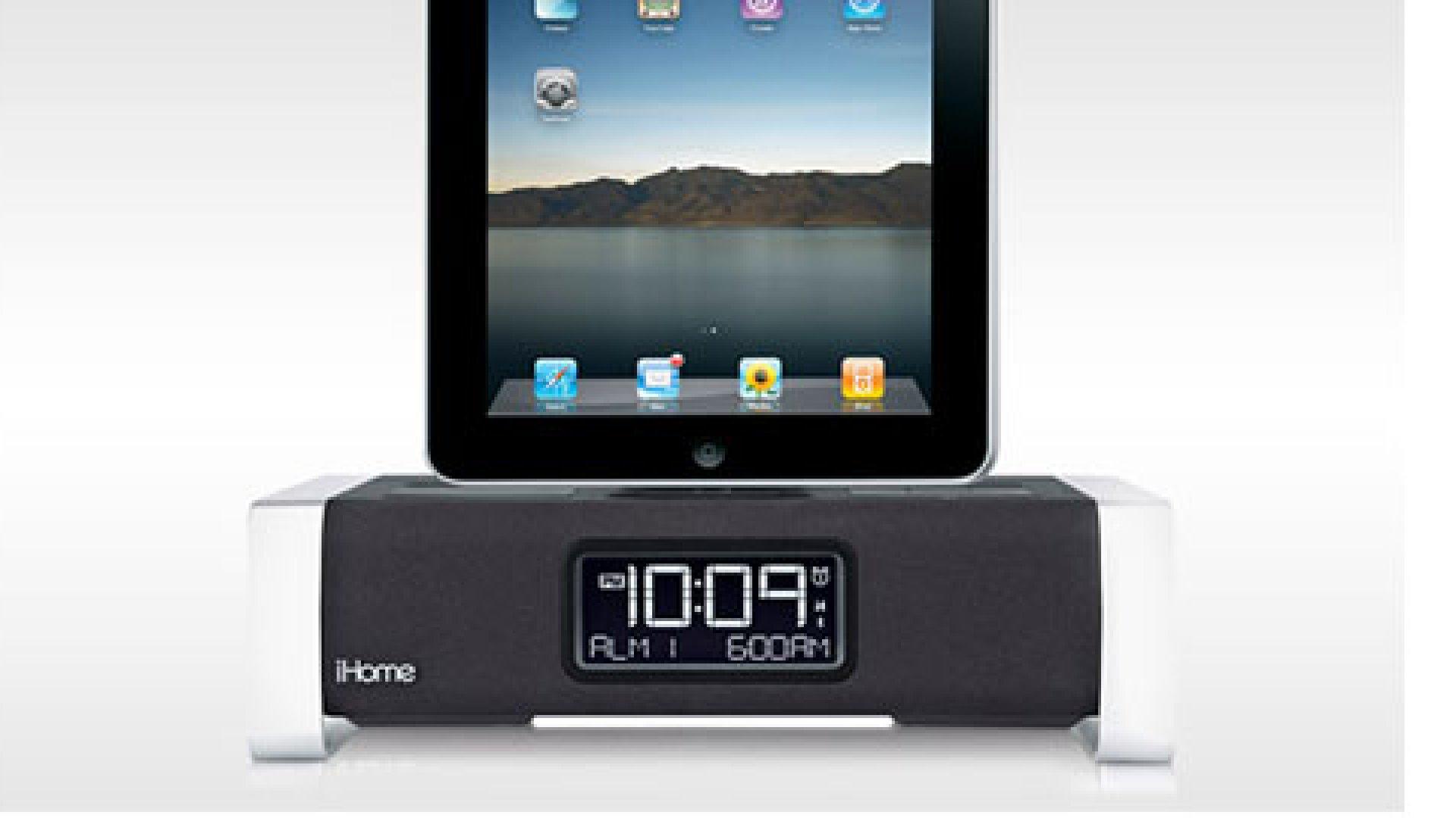 iHome iA100 Alarm Clock Speakerphone