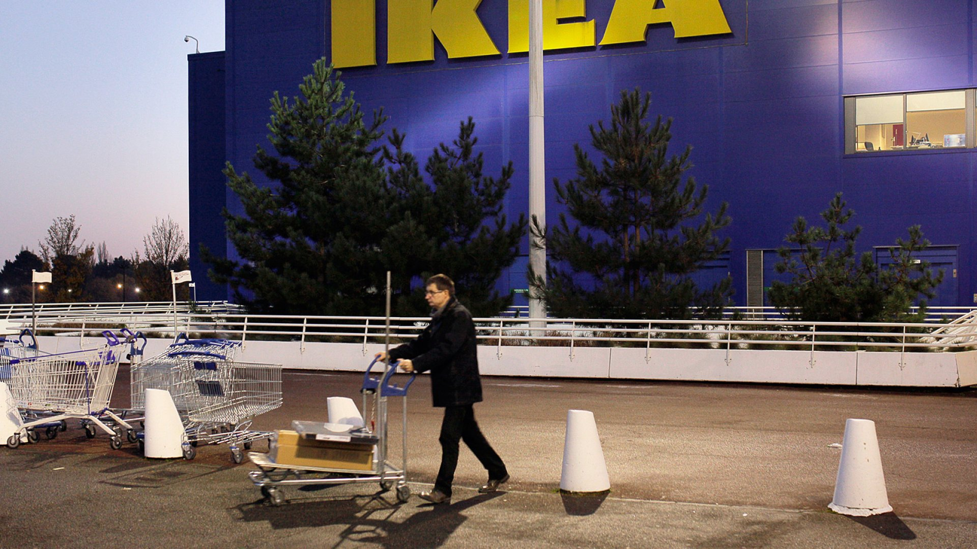 The Shock and Awe of Ikea's Employee Spying Program