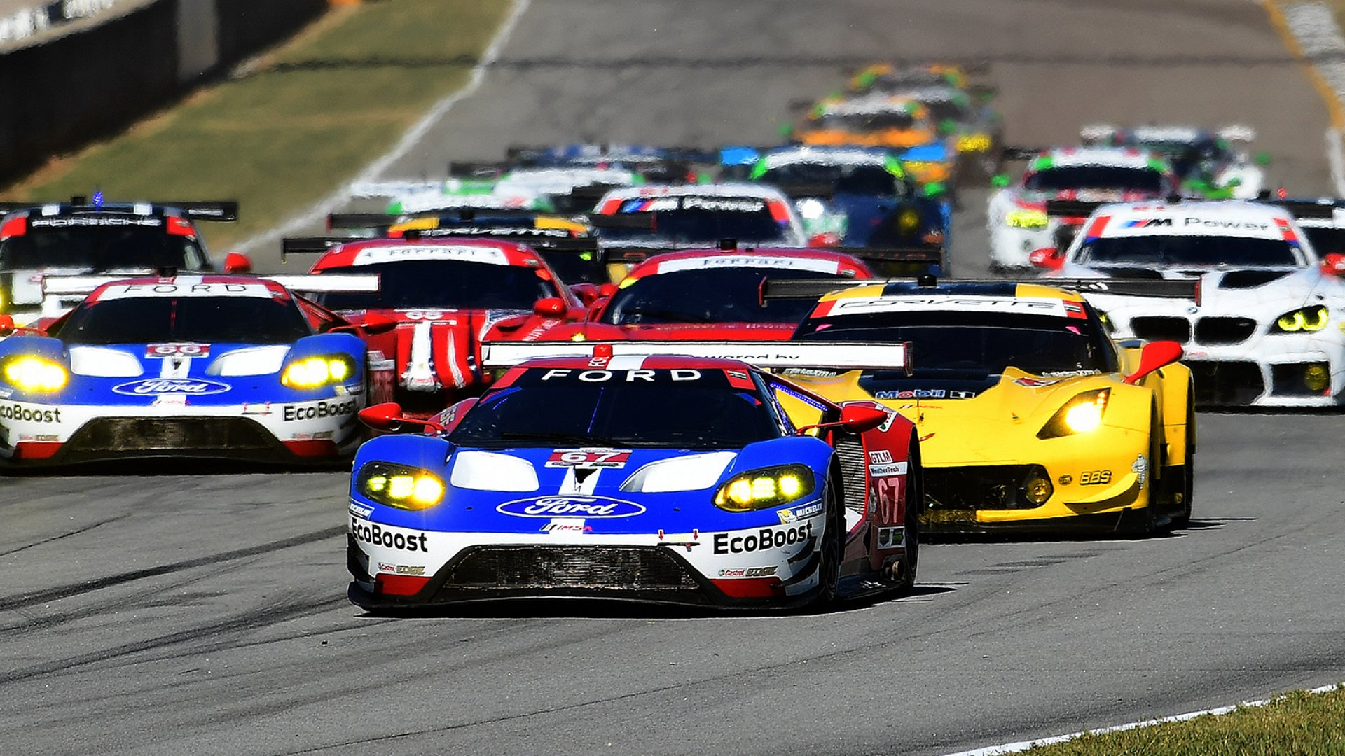 How IMSA Did the Impossible: A Sports-Business Success Story