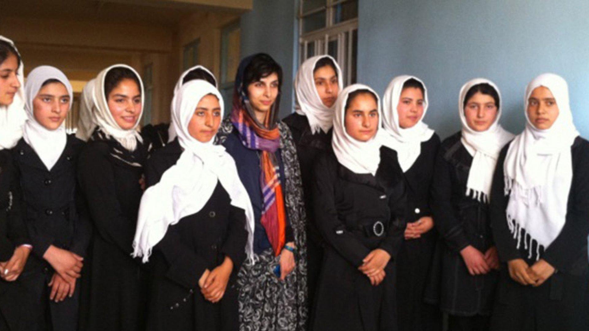 Roya Mahboob: Bringing Freedom to Afghanistan's Entrepreneurs