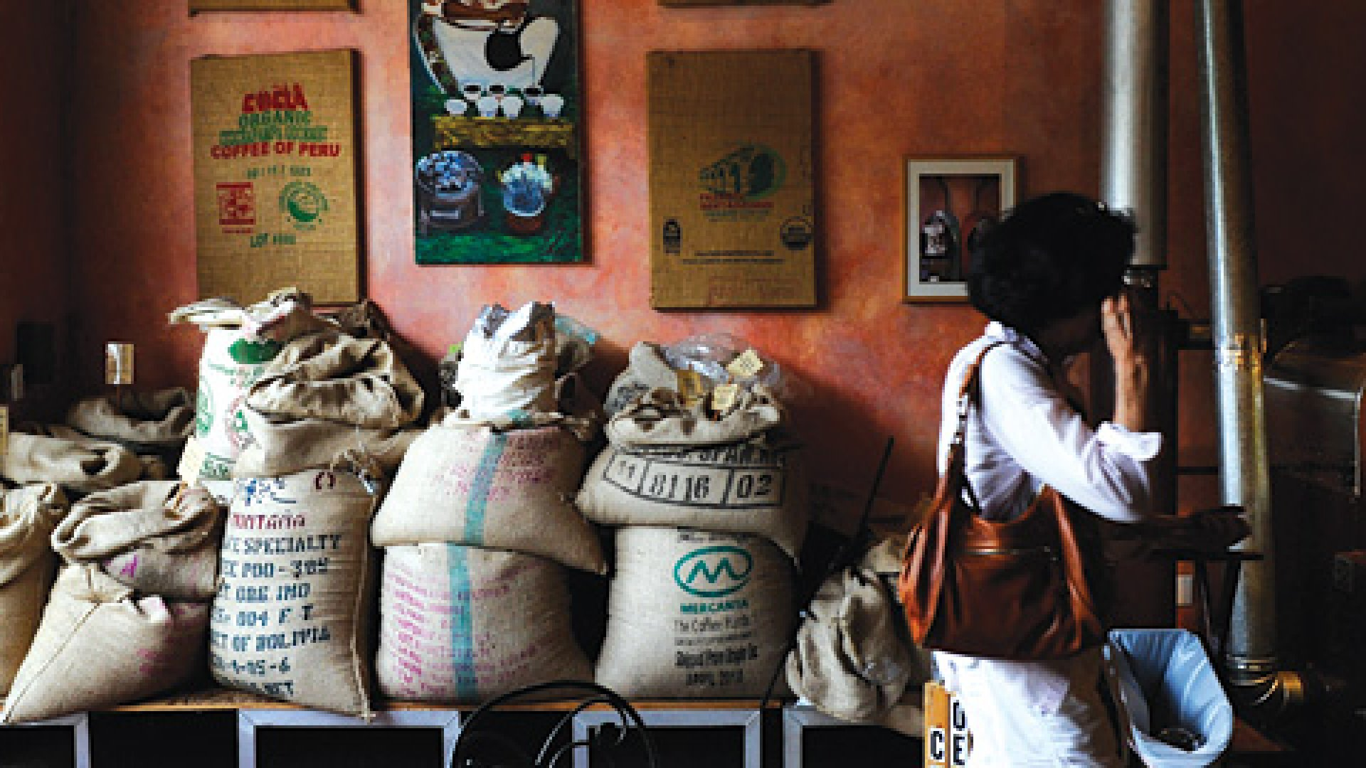 Independent Coffee Shops Caught In Price Squeeze Inc Com