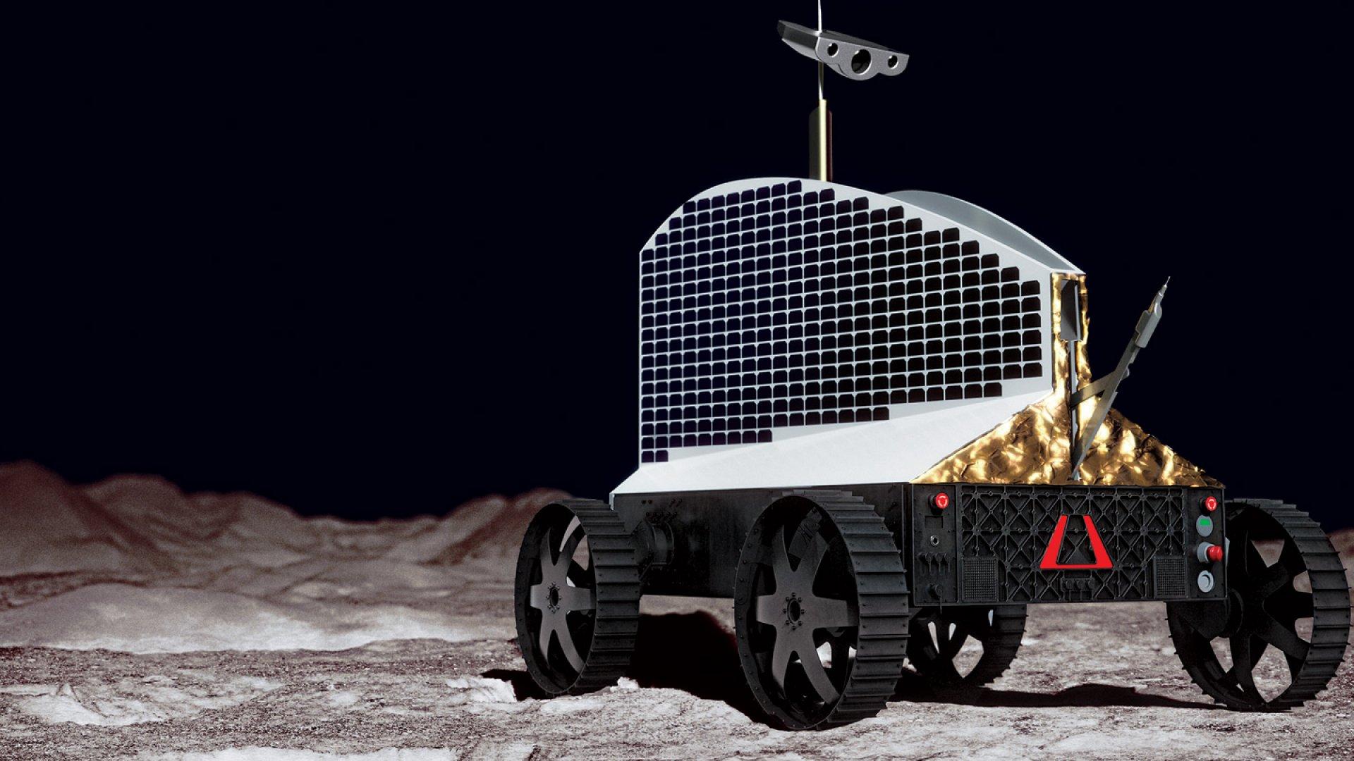 Innovation: Mining on the Moon