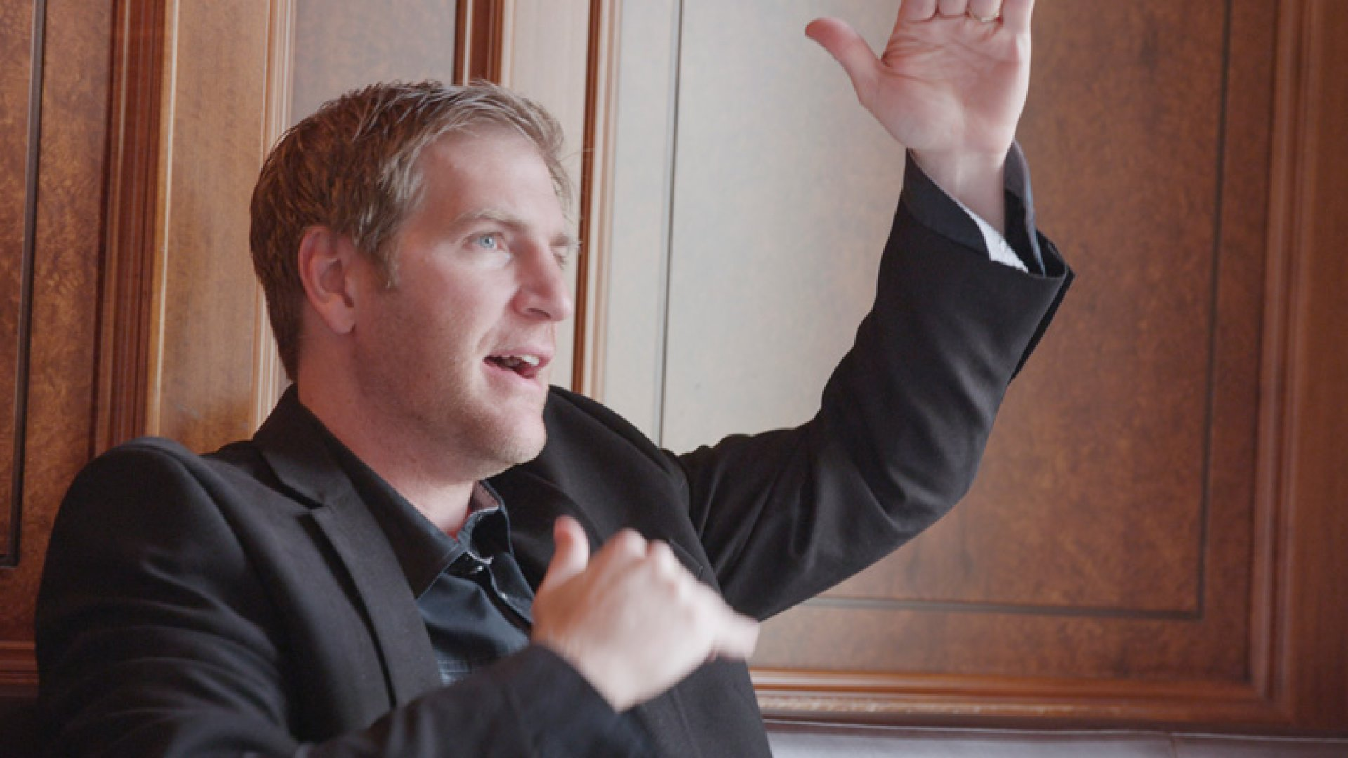 Dave Elkington, founder and CEO of InsideSales.com