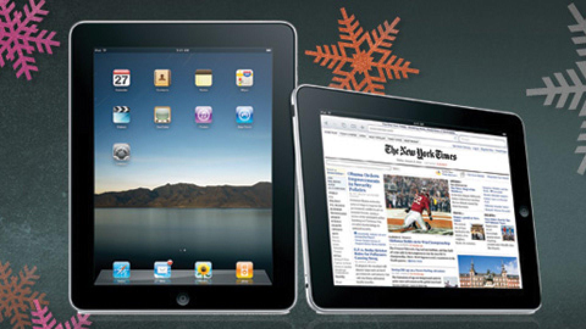 So, You Want an iPad?