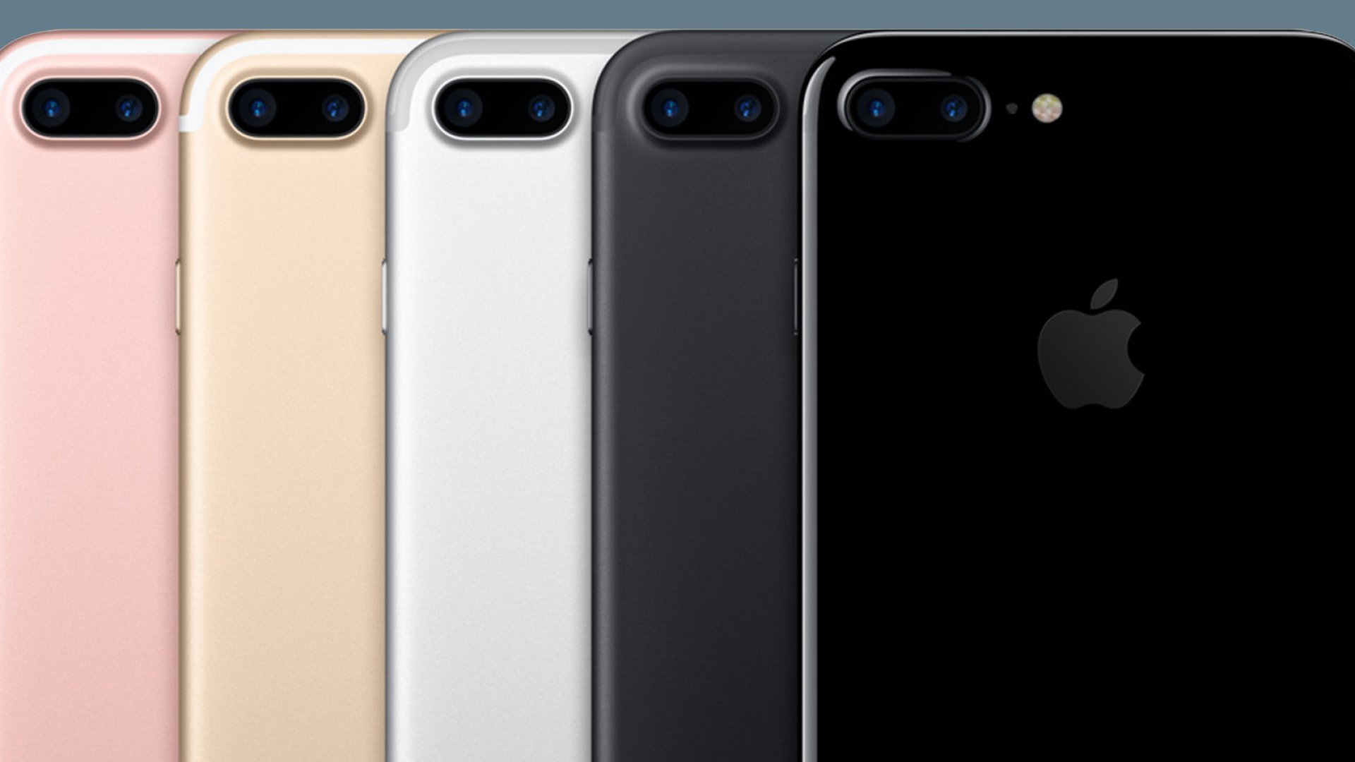 Apple unveiled the iPhone 7 on Wednesday at an event in San Francisco. Pre-orders for the device kick off on Sept. 9.