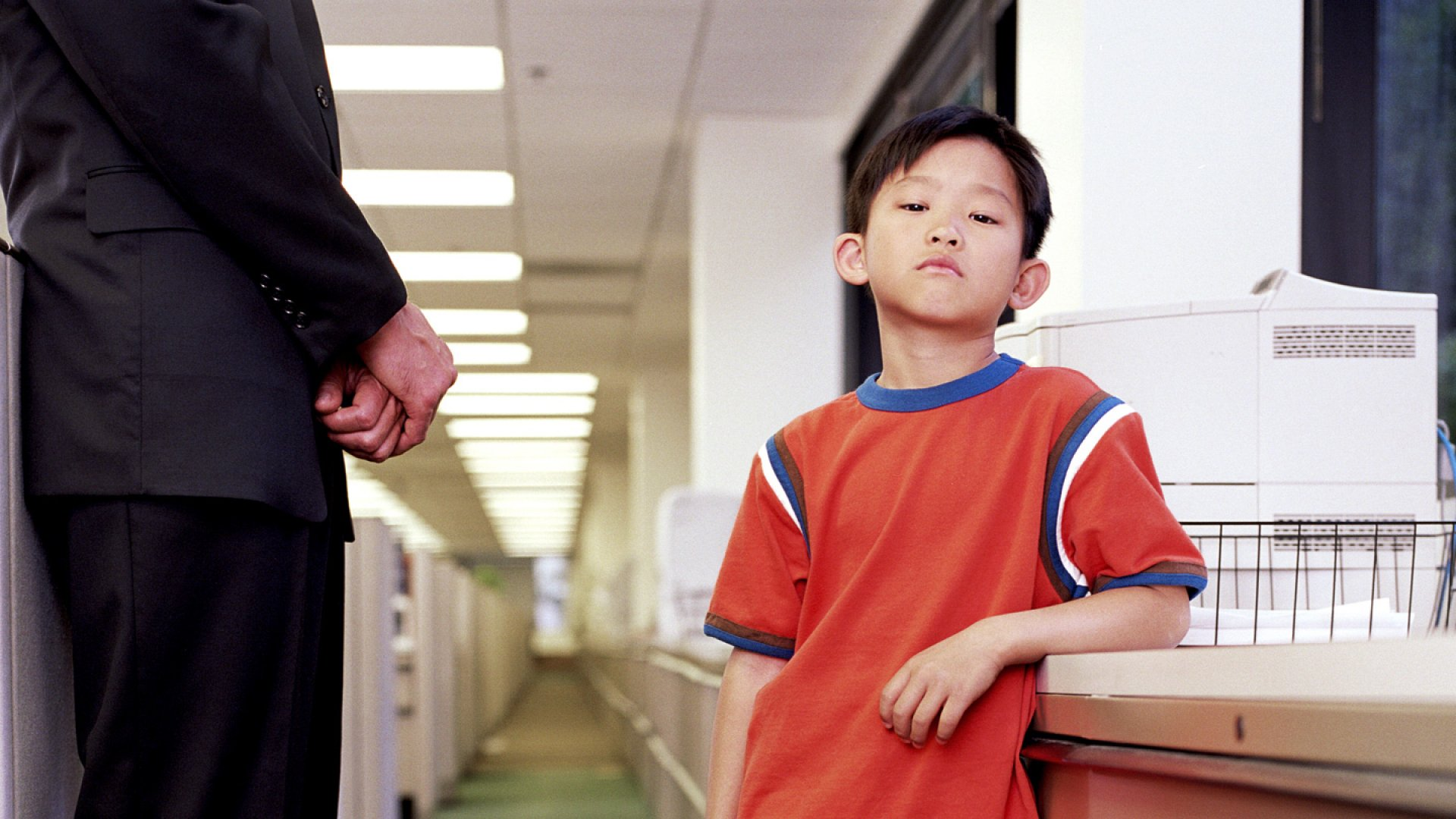 Want Higher Productivity? Stop Treating Employees Like Children
