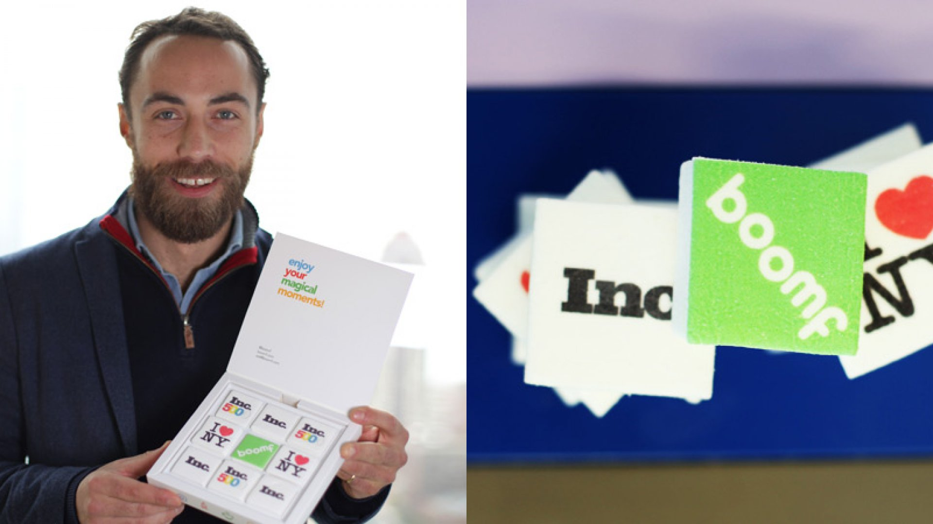 Siblings of Royalty Run Startups, Too: Meet James Middleton and Boomf