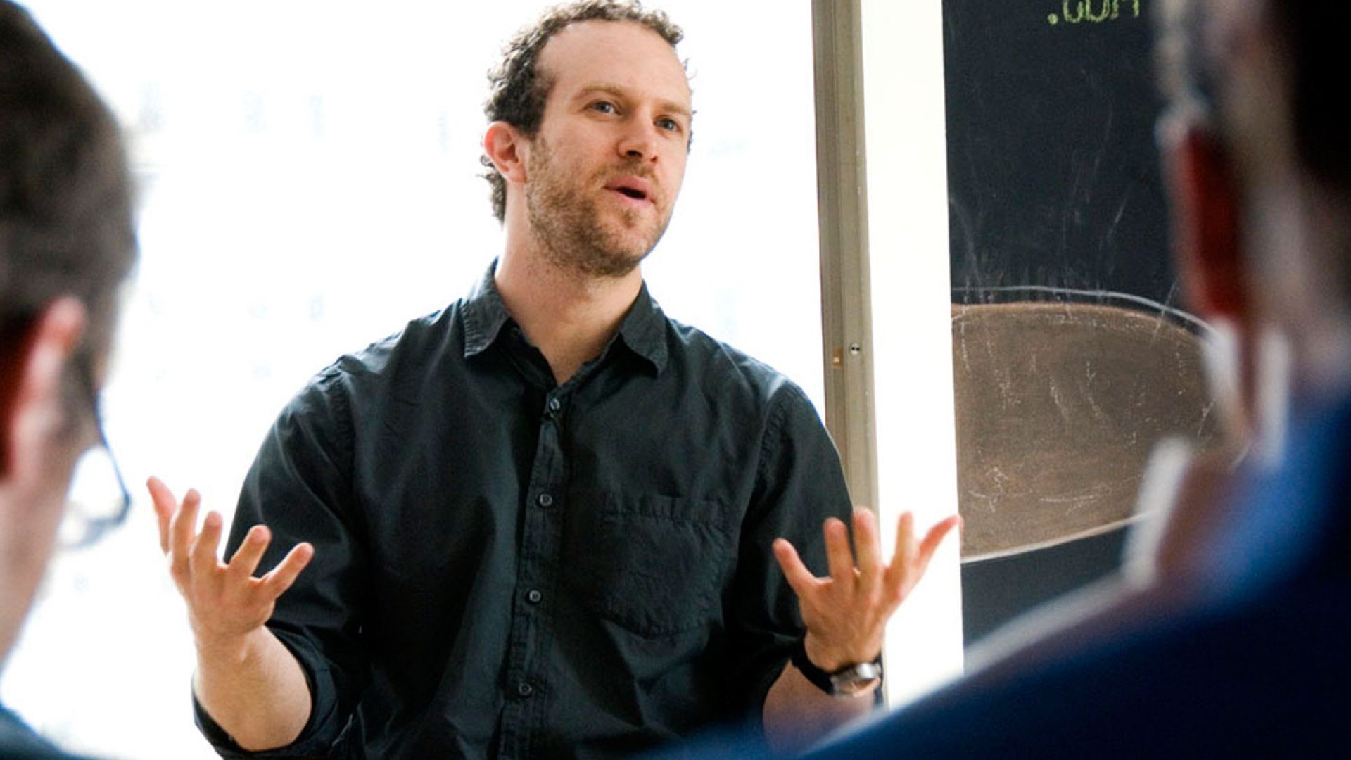 37signals co-founder and president Jason Fried