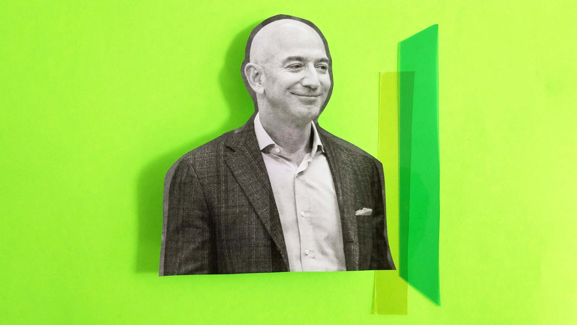 5 Lessons for Leaders From Jeff Bezos's Succession Planning
