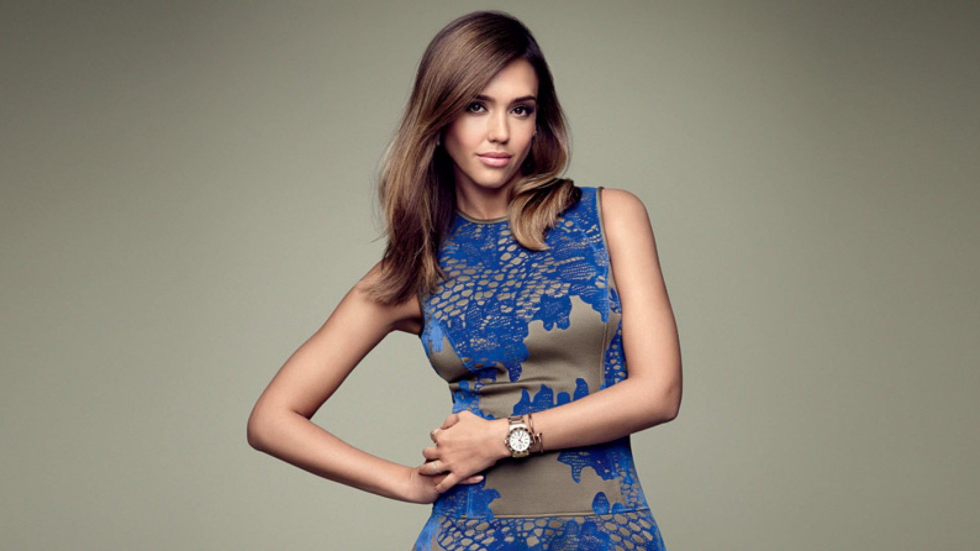 How Jessica Alba Proved Her Doubters Wrong