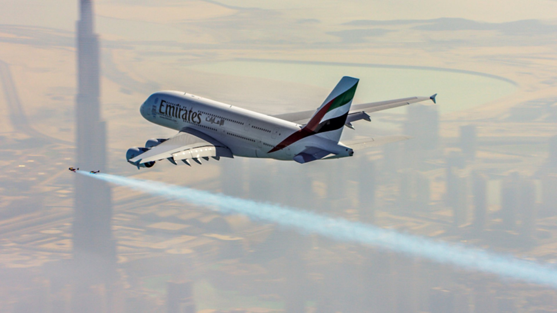 Can I Get a Jetpack Like Those Guys in Dubai?