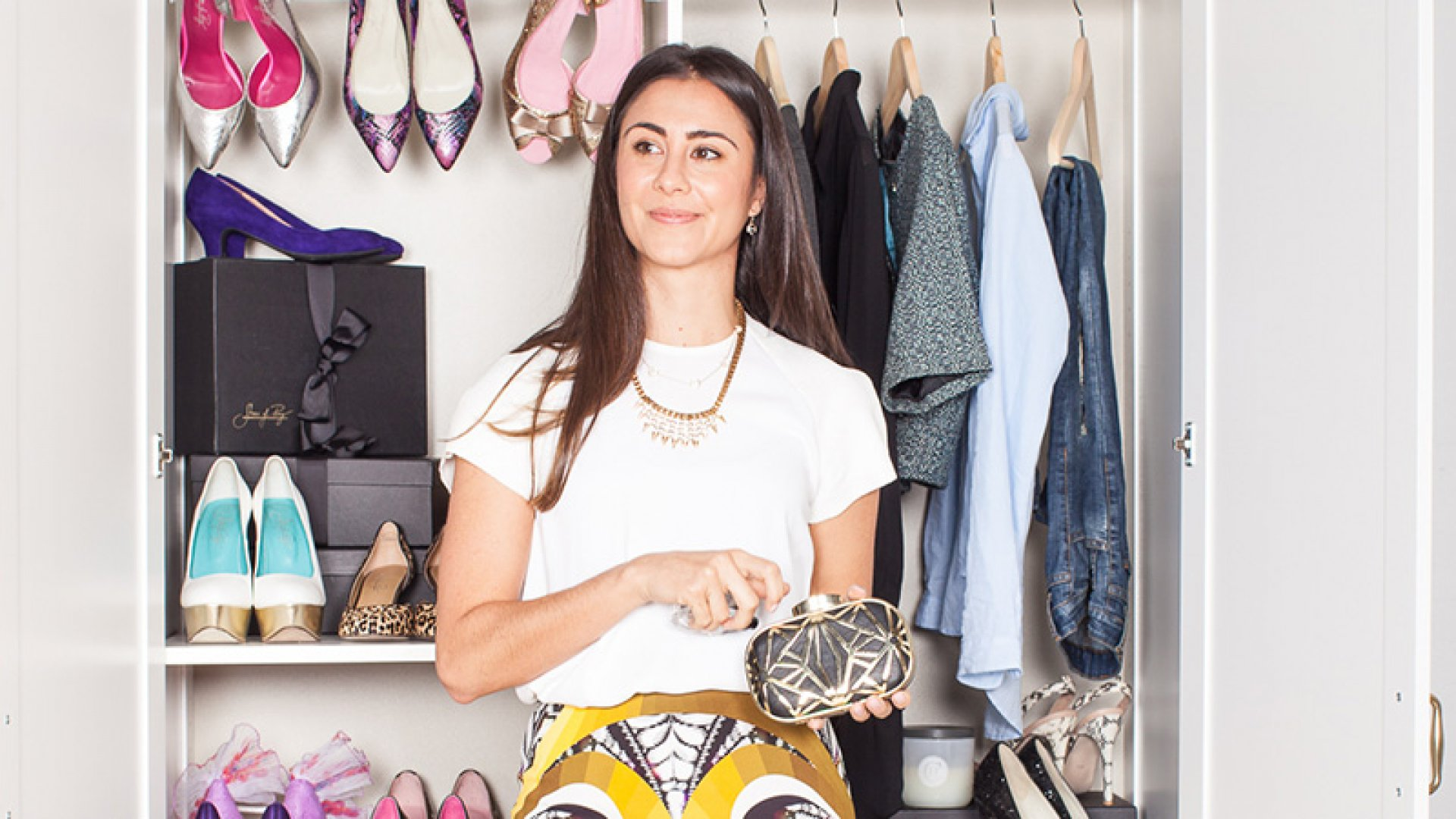 Shoes of Prey co-founder Jodie Fox wants to reinvent your shopping experience.