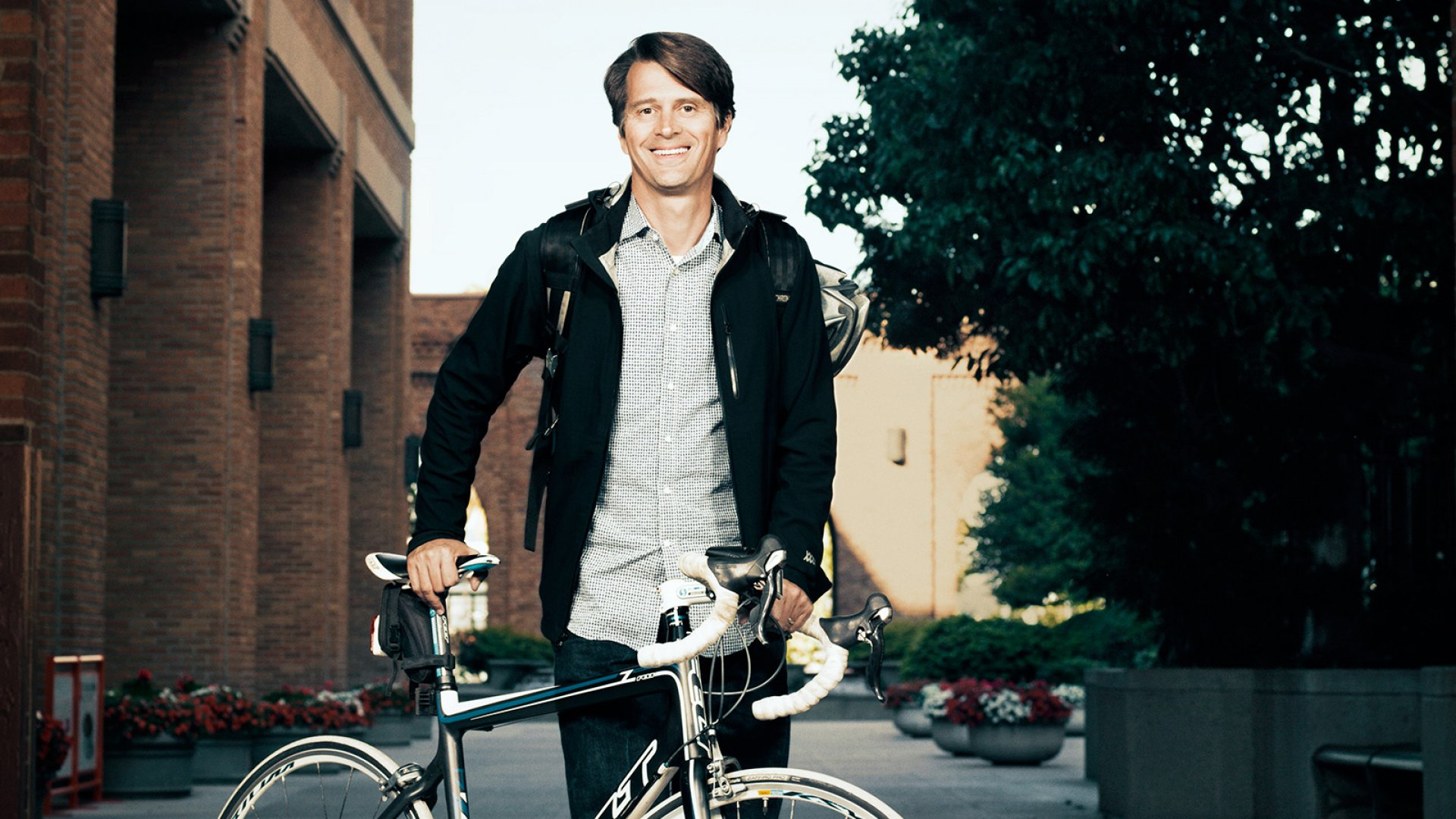 John Hanke, founder and CEO of Niantic Labs.
