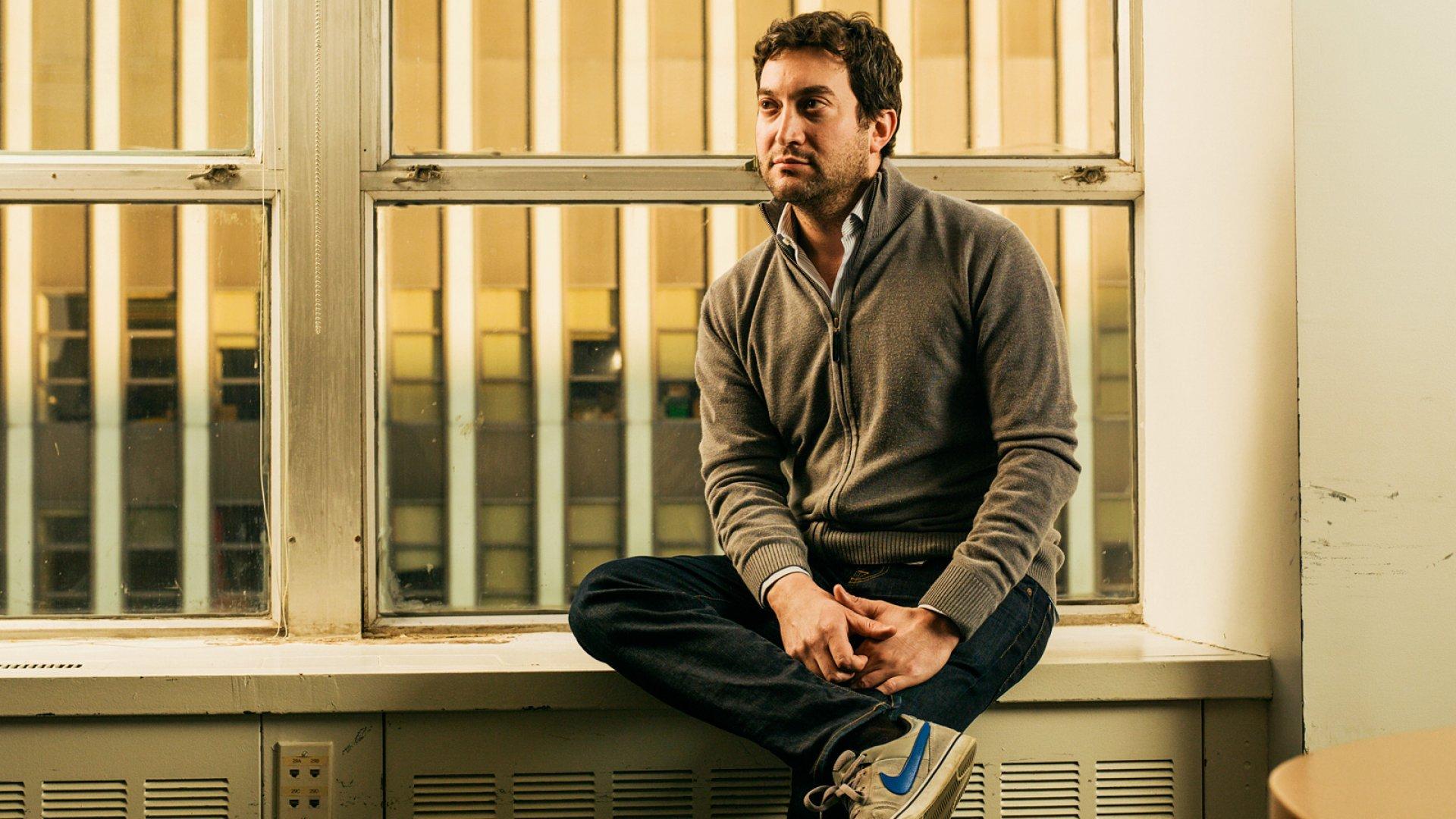 7 Questions for Shutterstock's Jon Oringer