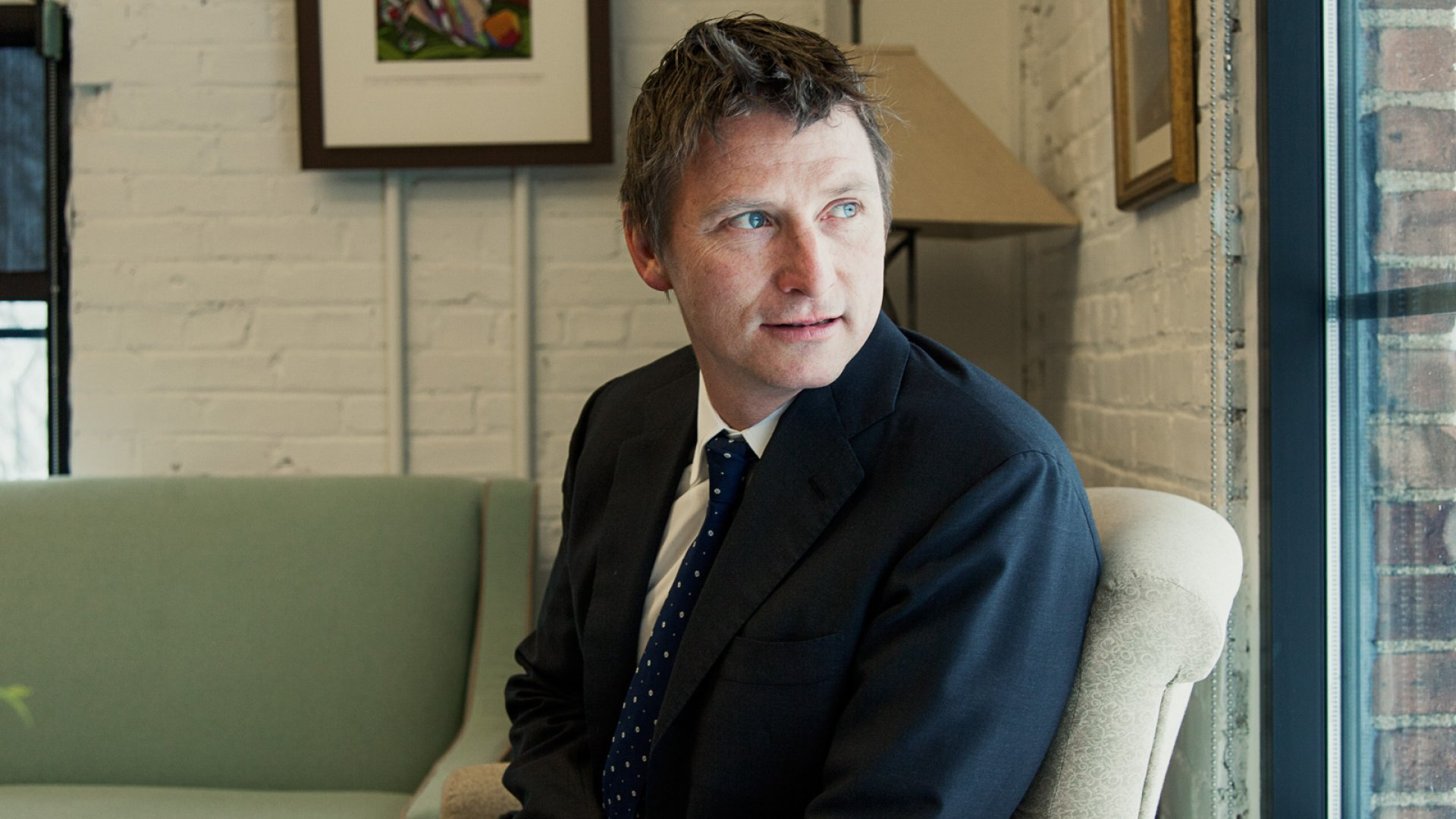 How Jonathan Bush Remade Athenahealth