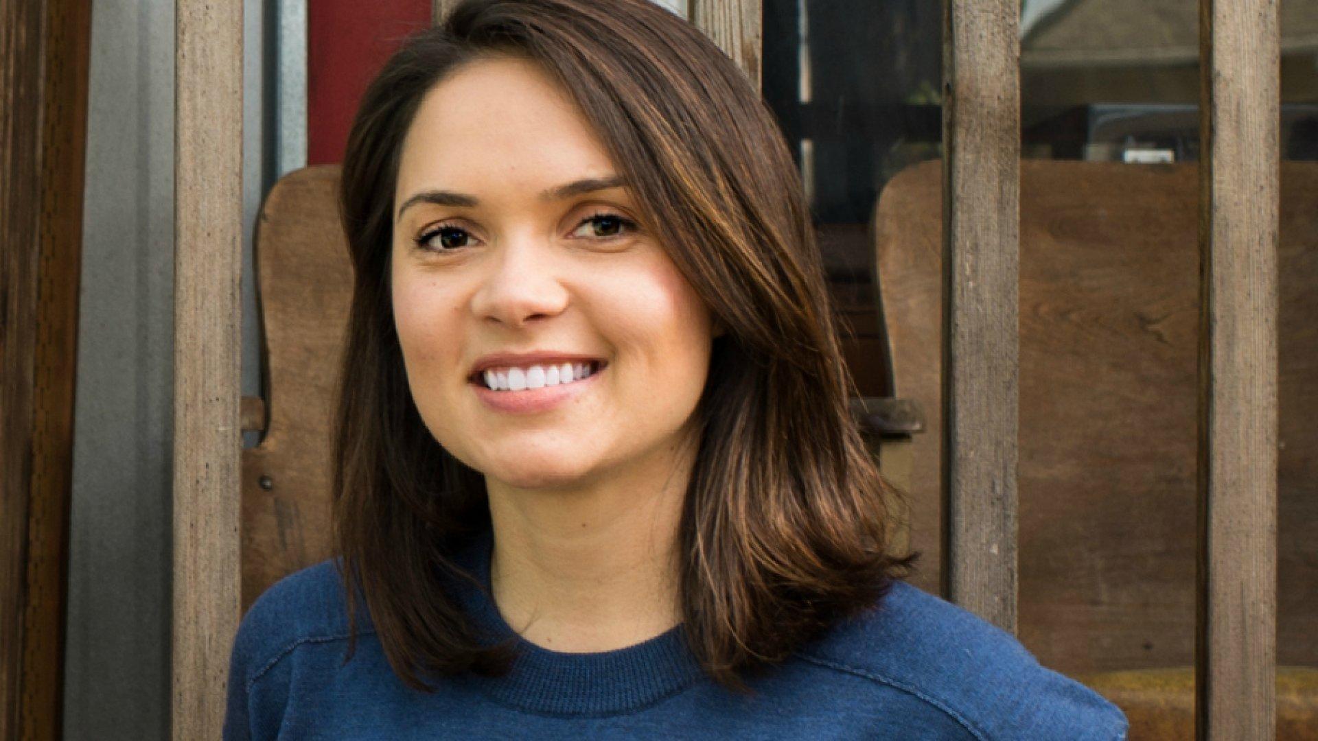 Brazi Bites co-founder and CEO Junea Rocha.