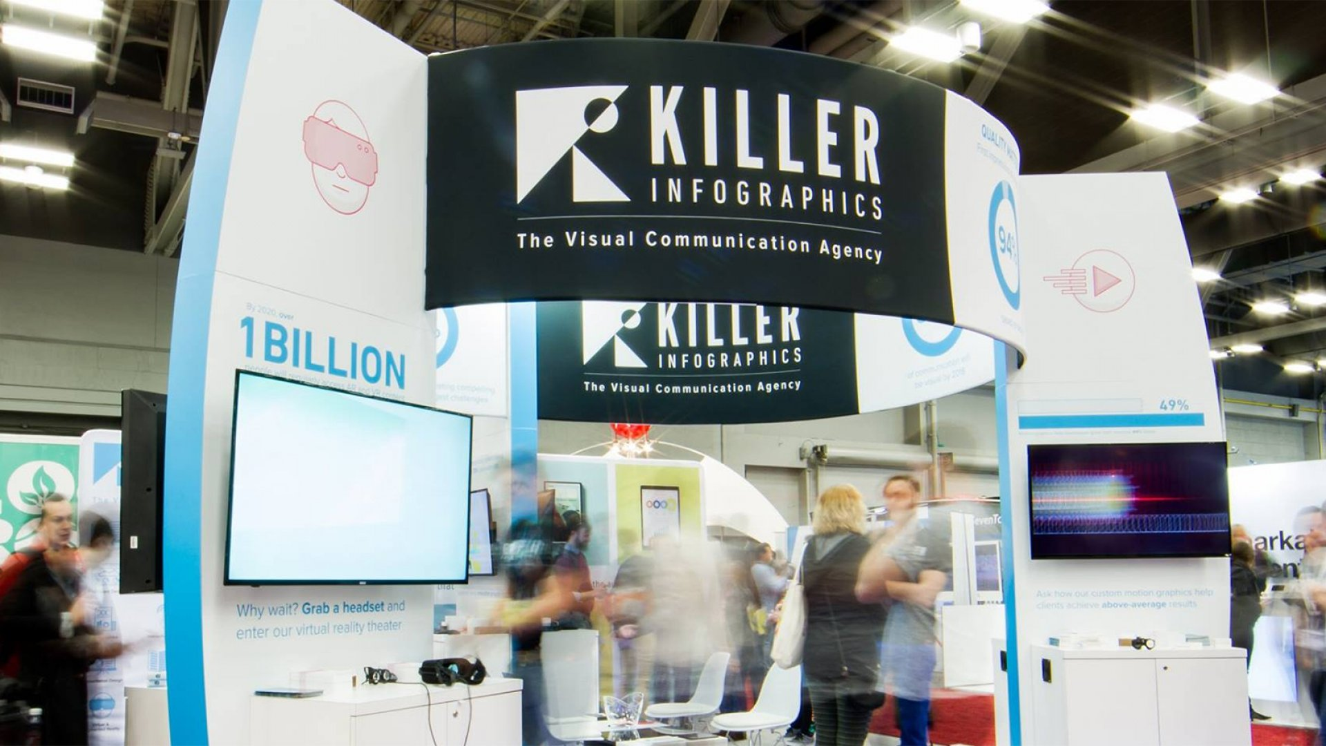 5 Ways to Boost Your Trade Show Return With Better Visuals