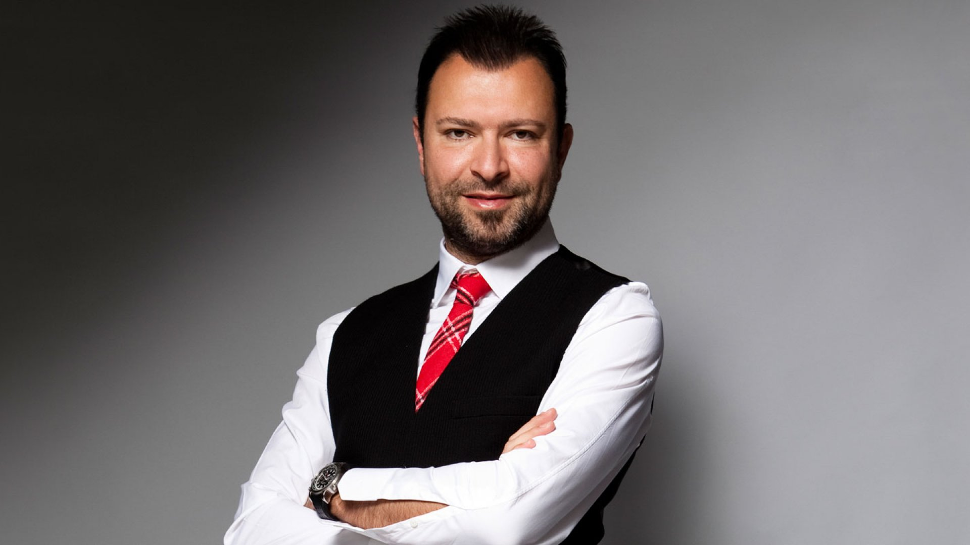 Khajak Keledjian, co-founder of Intermix
