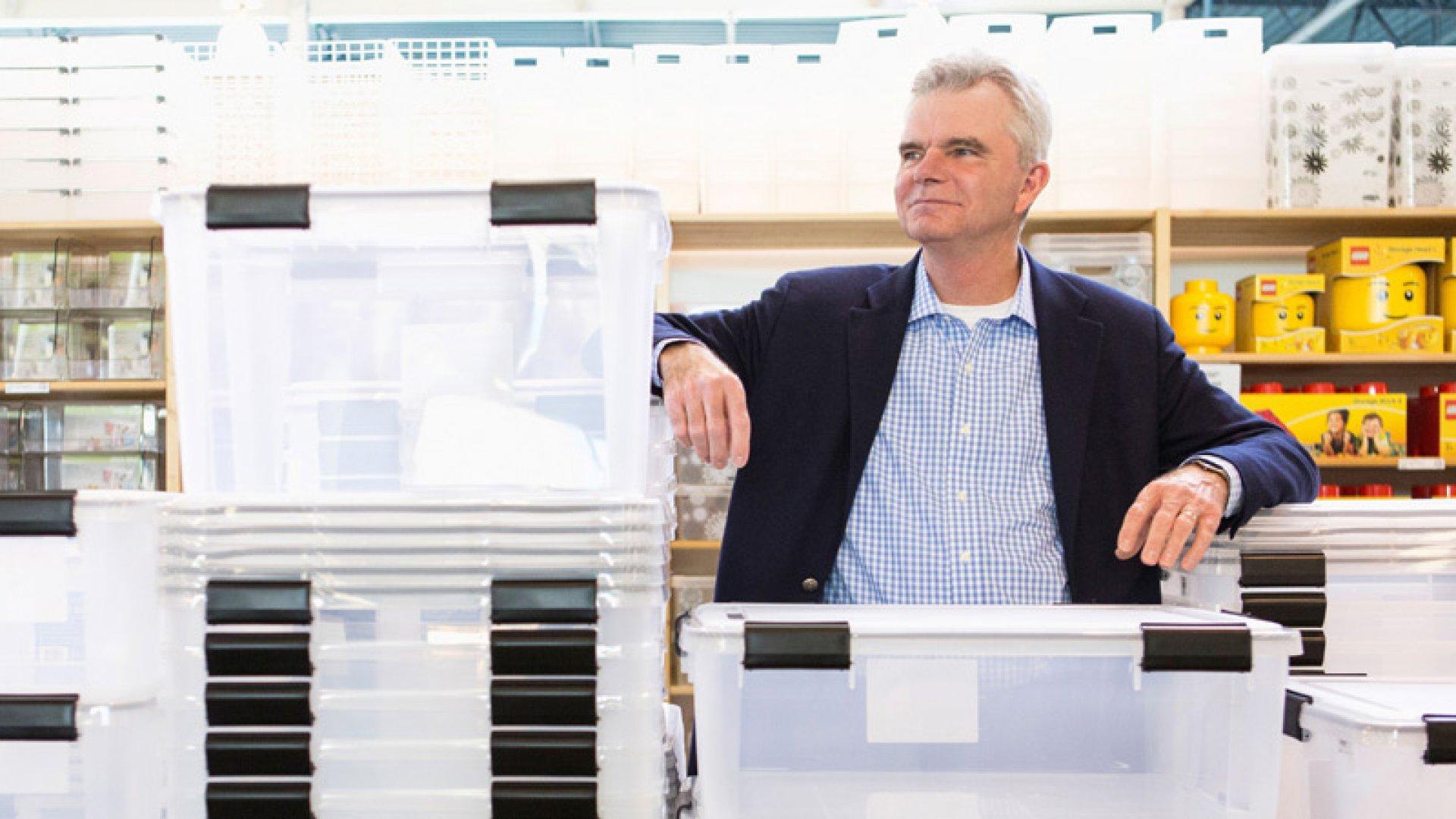 Kip Tindell on How to Maximize Productivity