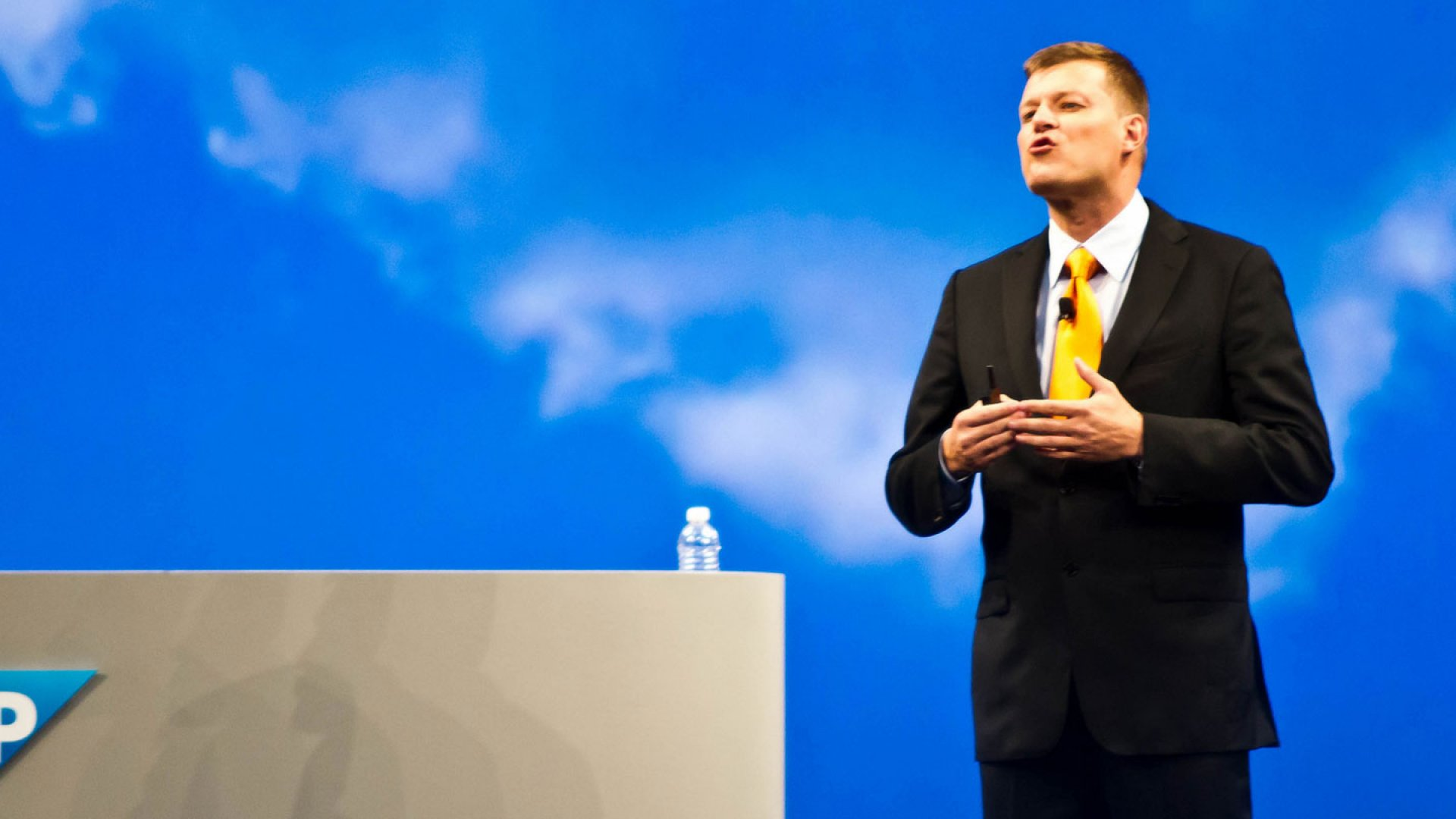 After SuccessFactors sold to SAP for $3.6 billion, founder Lars Dalgaard oversaw the company's cloud operations. Now, he's a VC at Andreessen Horowitz.