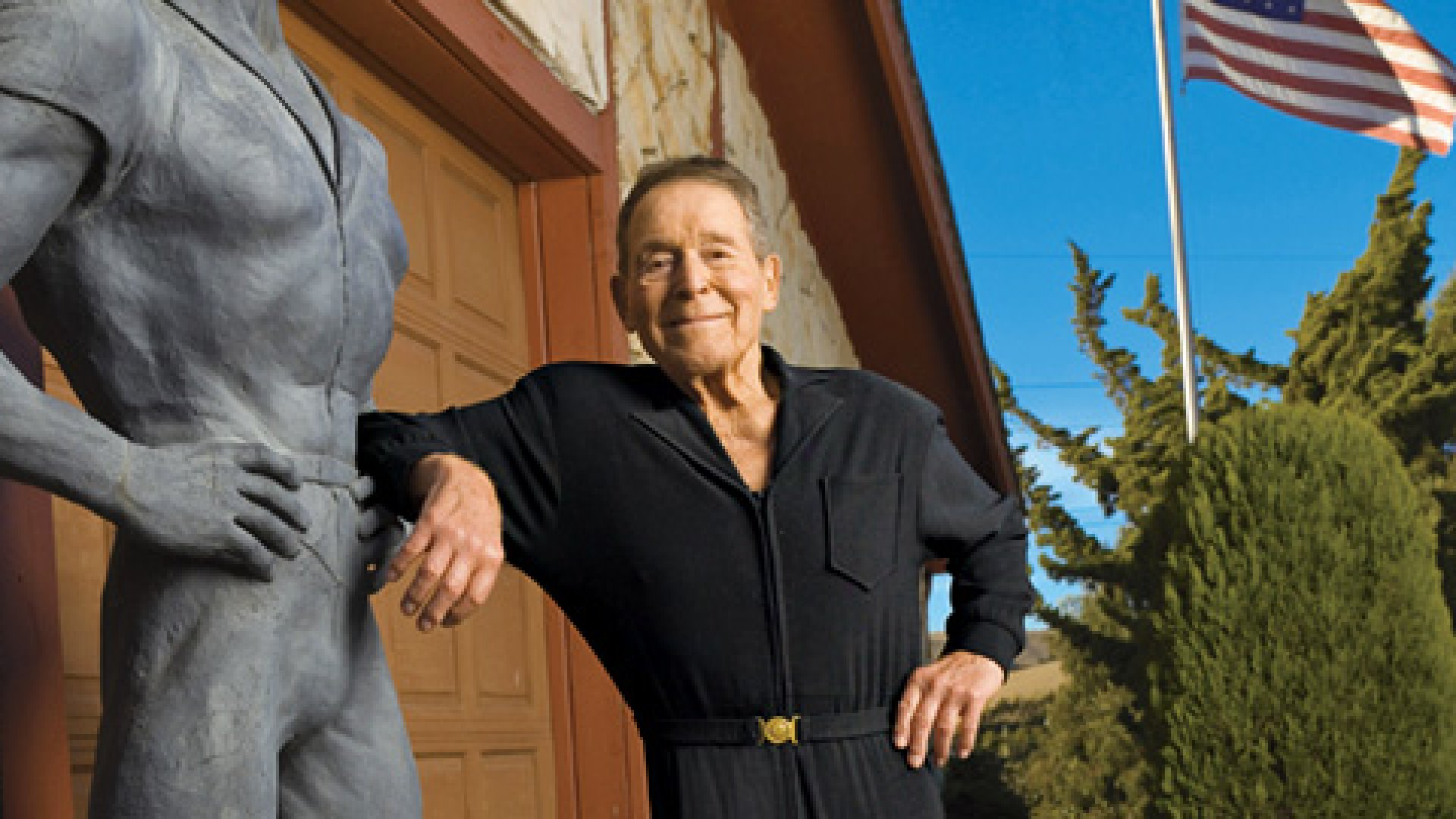 Jack LaLanne on How to Build a Successful Business
