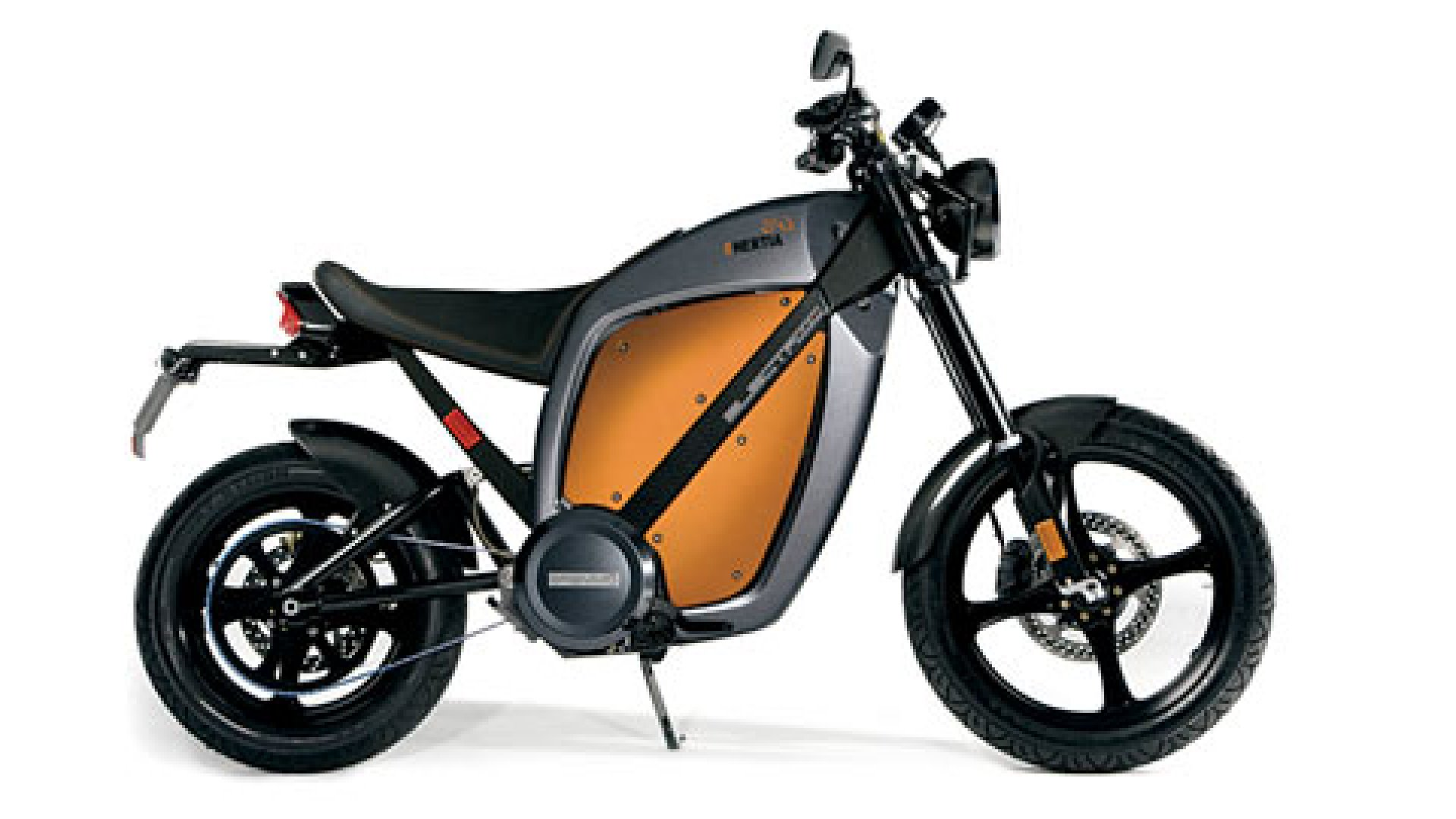A New Electric Motorcycle Hits the Road