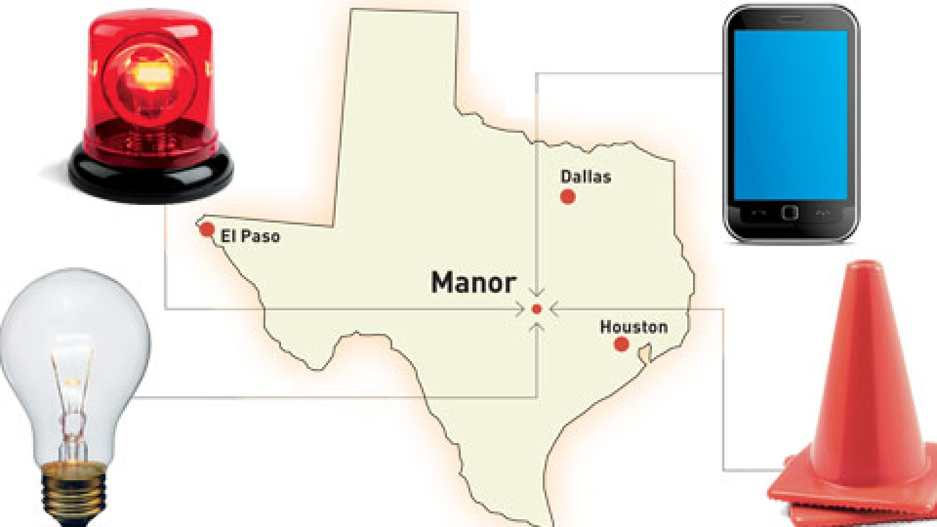 Why the High-Tech Industry Loves Manor, Texas