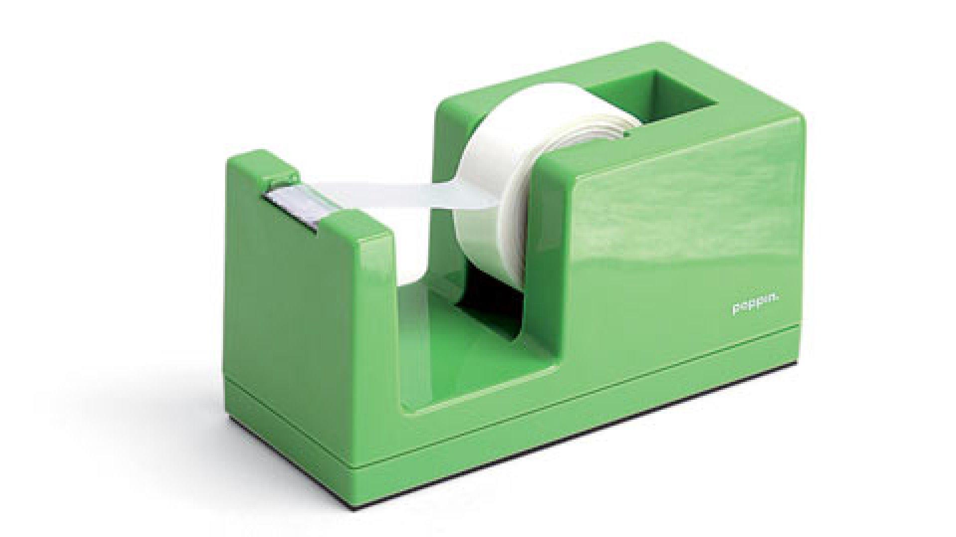 Chris Burch will make your tape dispenser beautiful.
