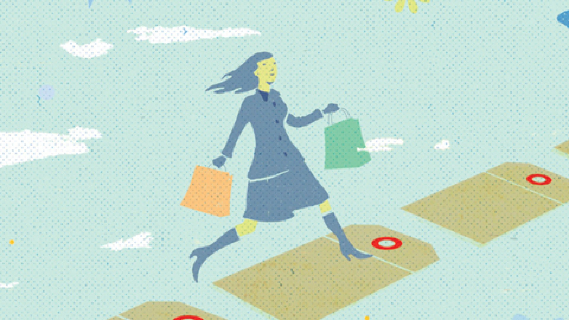 Why it Pays to Help Holiday Shoppers Relax