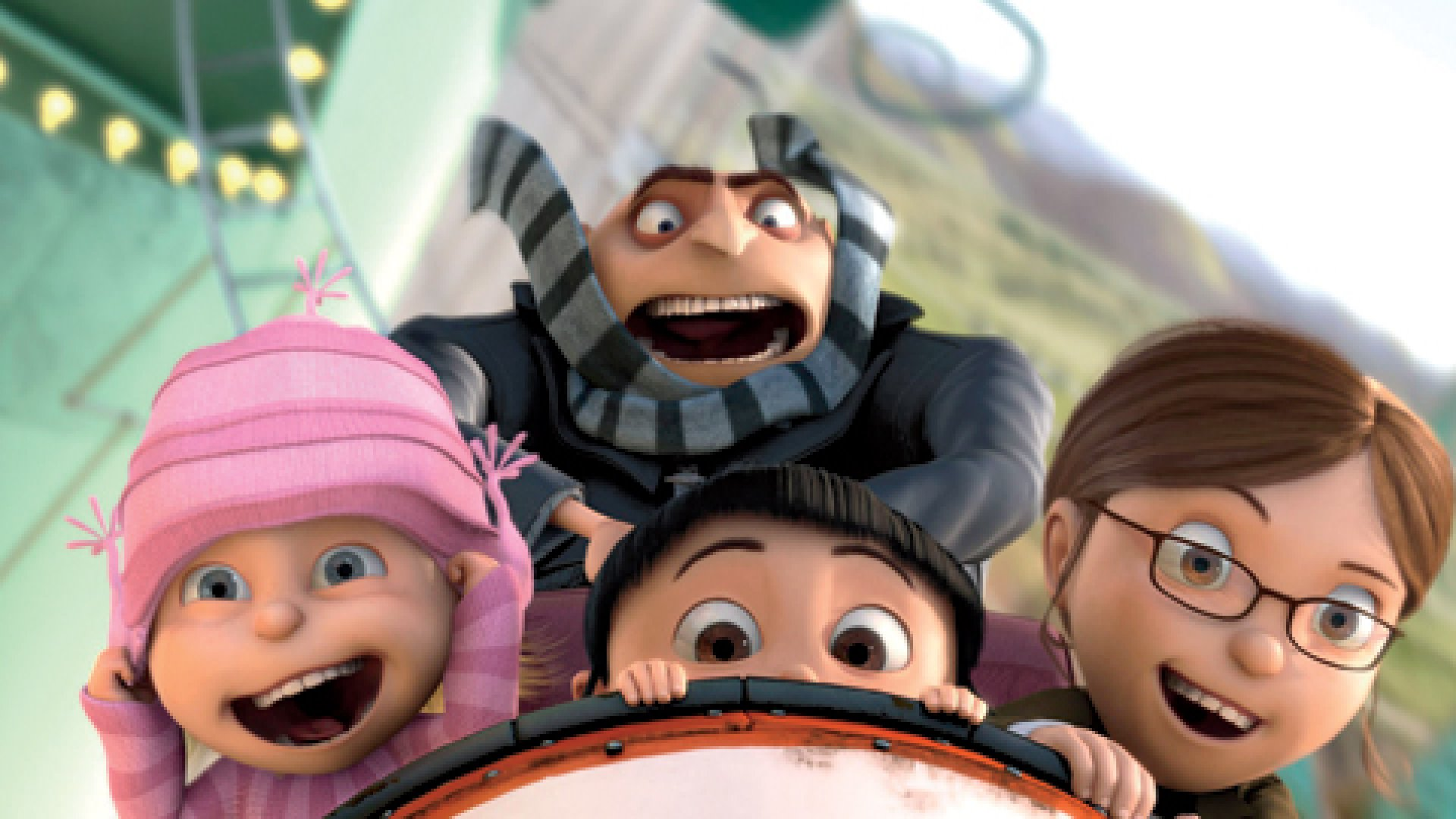 <b>Hold On Tight</b> RealD gives movies like <em>Despicable Me</em> that 3-D look. RealD is up for a $200 million IPO.