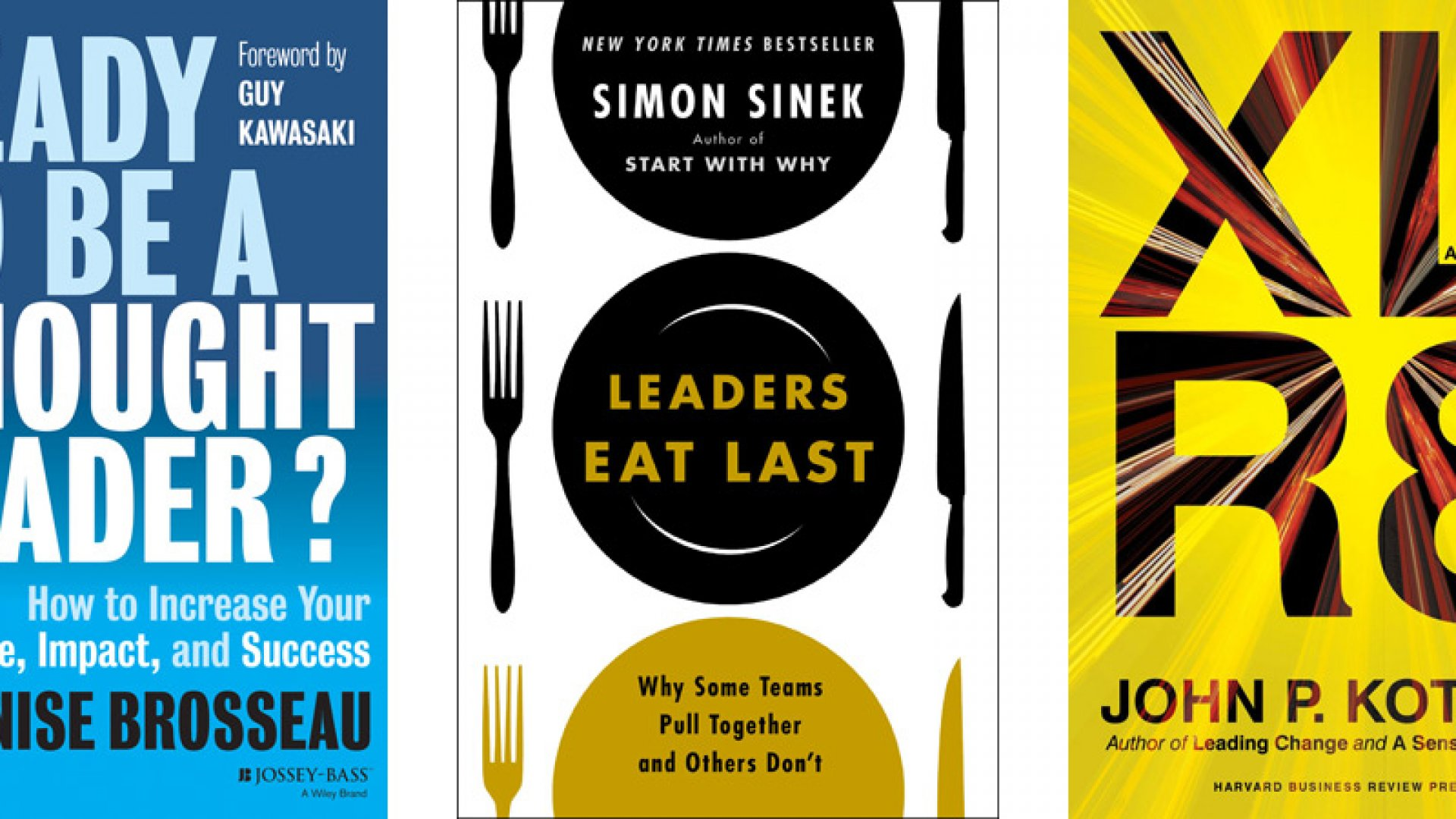 10 Tips and Quotes From the Best Leadership Books of the Year