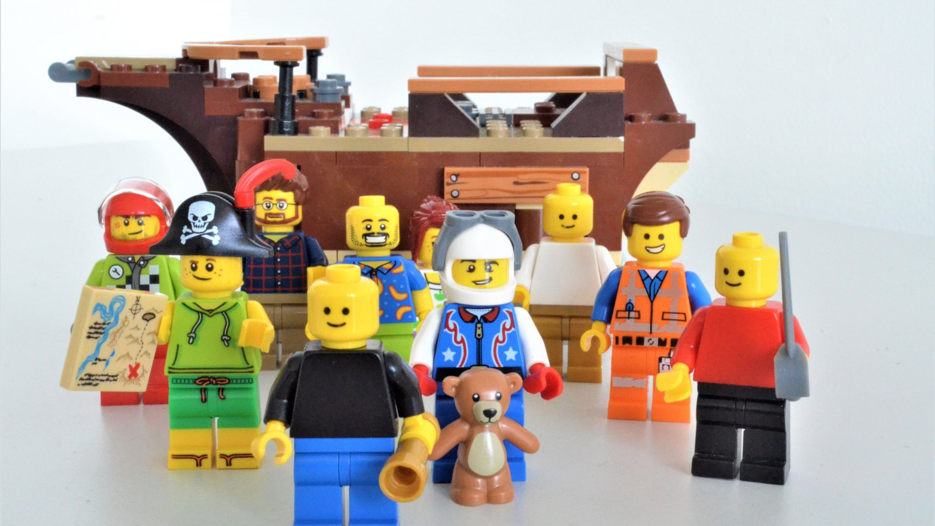 7 Entrepreneurial Insights From LEGO Playtime With My Kids