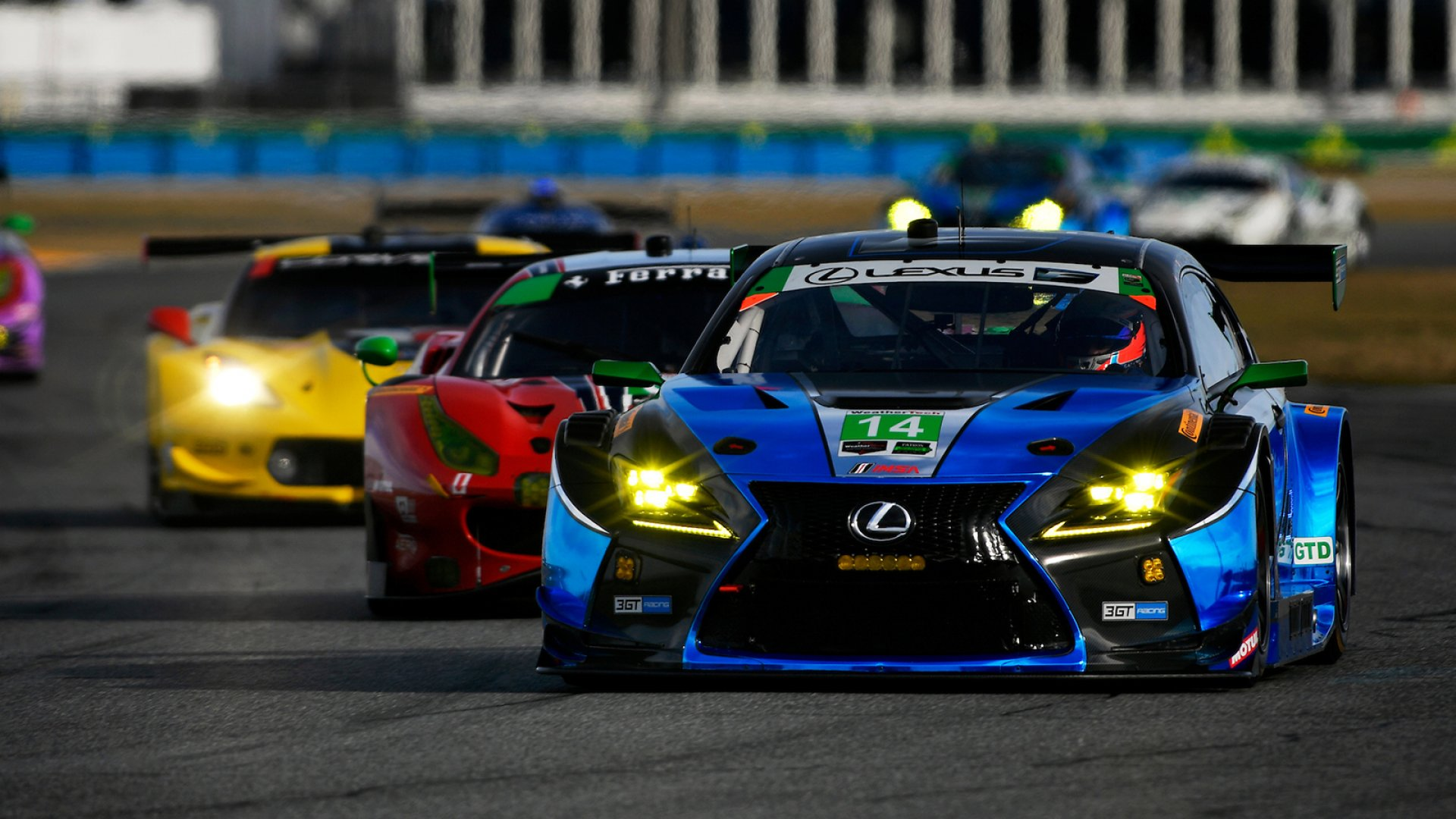 3GT Racing Lexus RC F GT3.