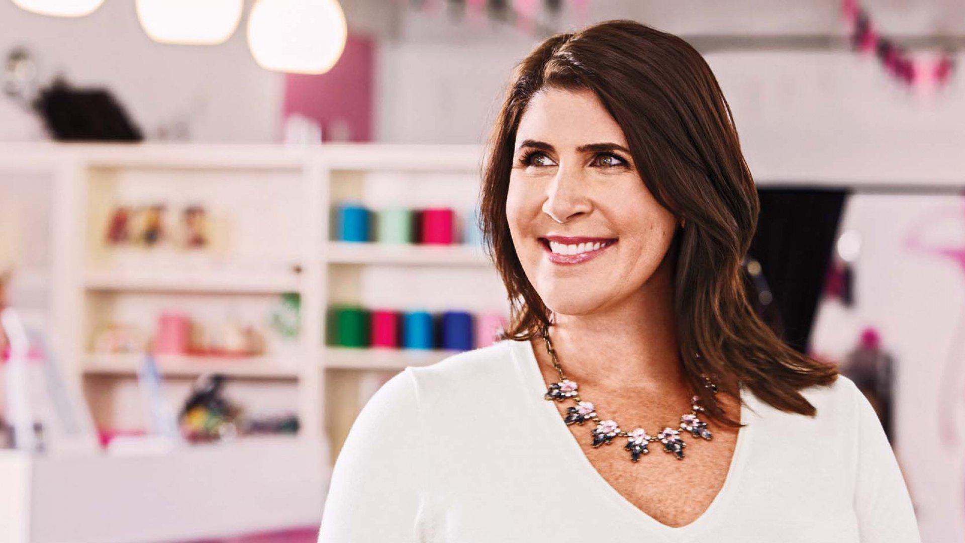 Erin Bianchi Hibbert, founder of Fashion Camp