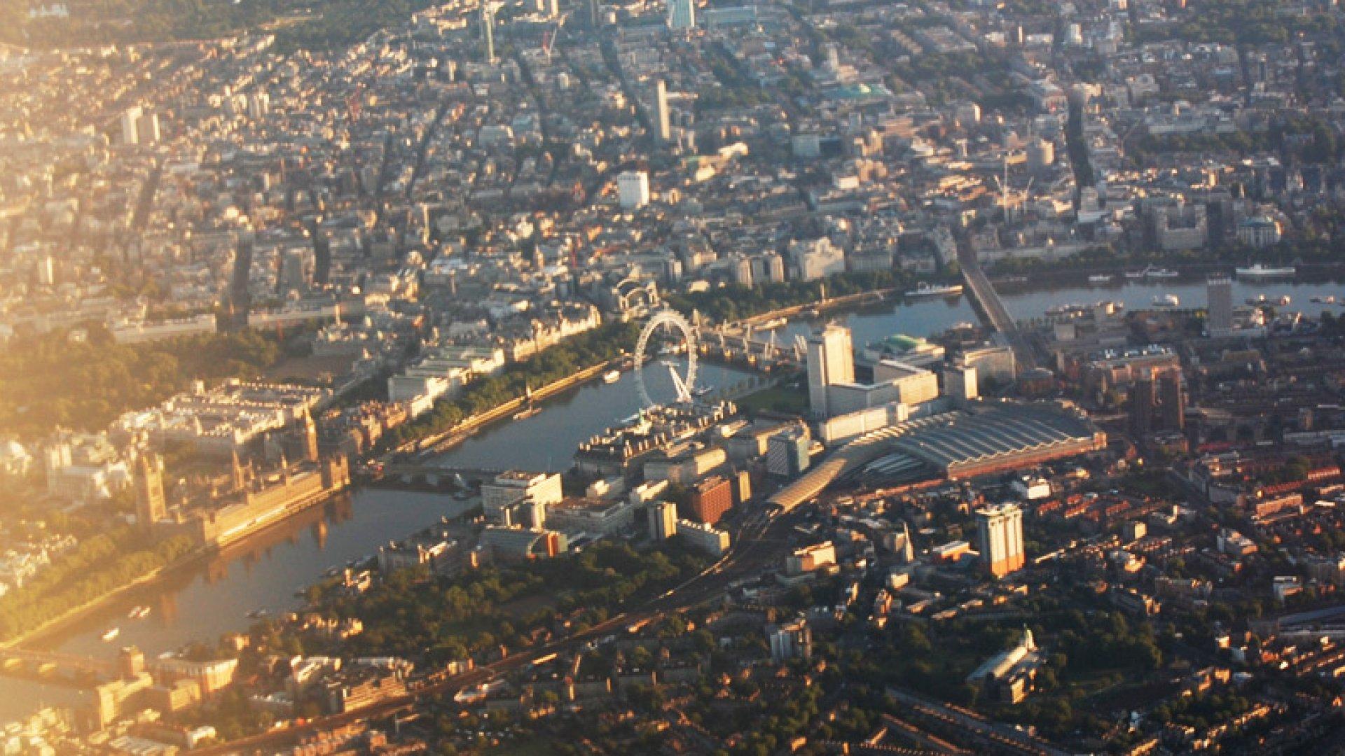 Silicon Alley, Meet London's Tech City