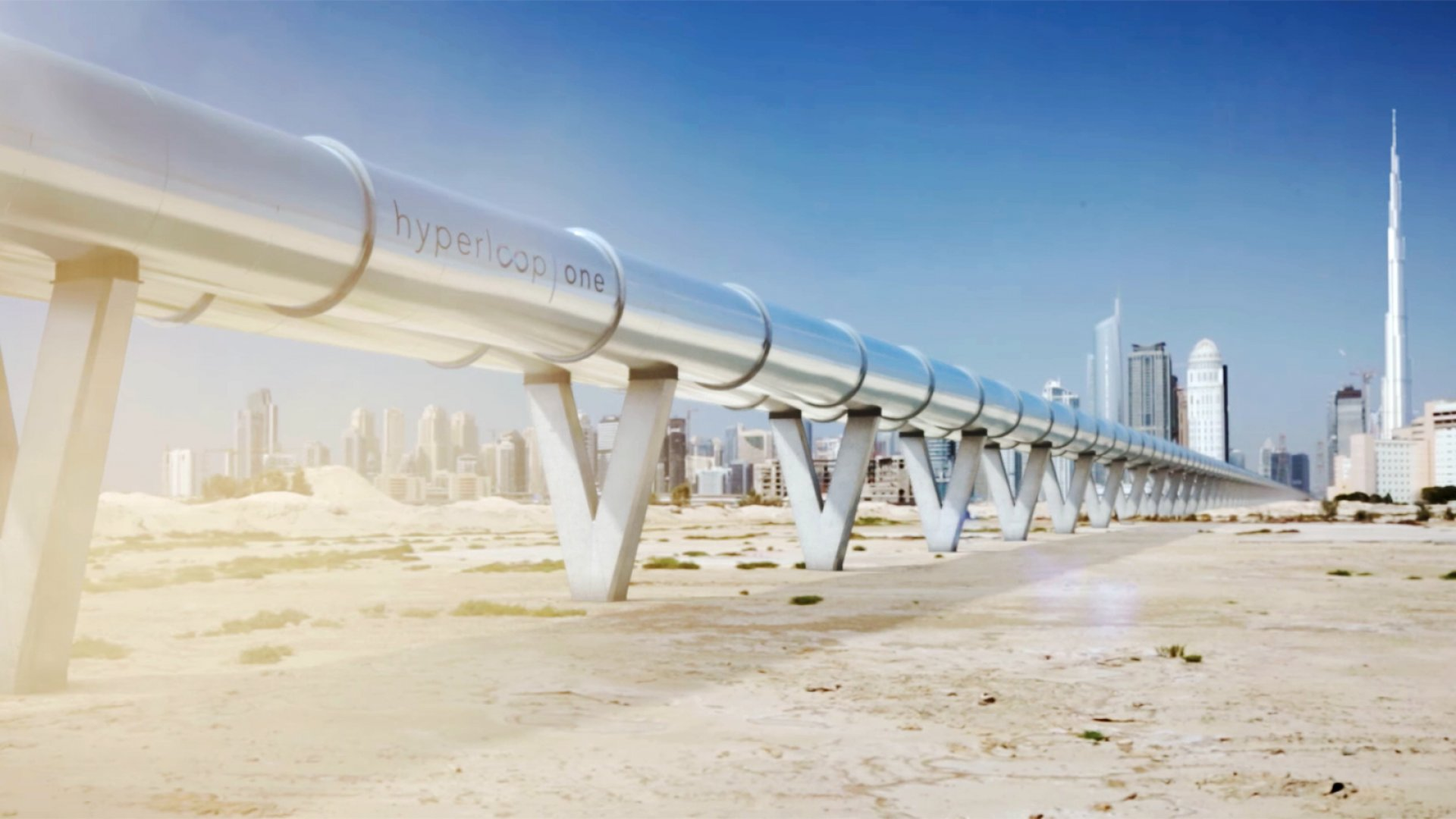 This Is the Hyperloop's Vision for Going 100 Miles in 12 Minutes
