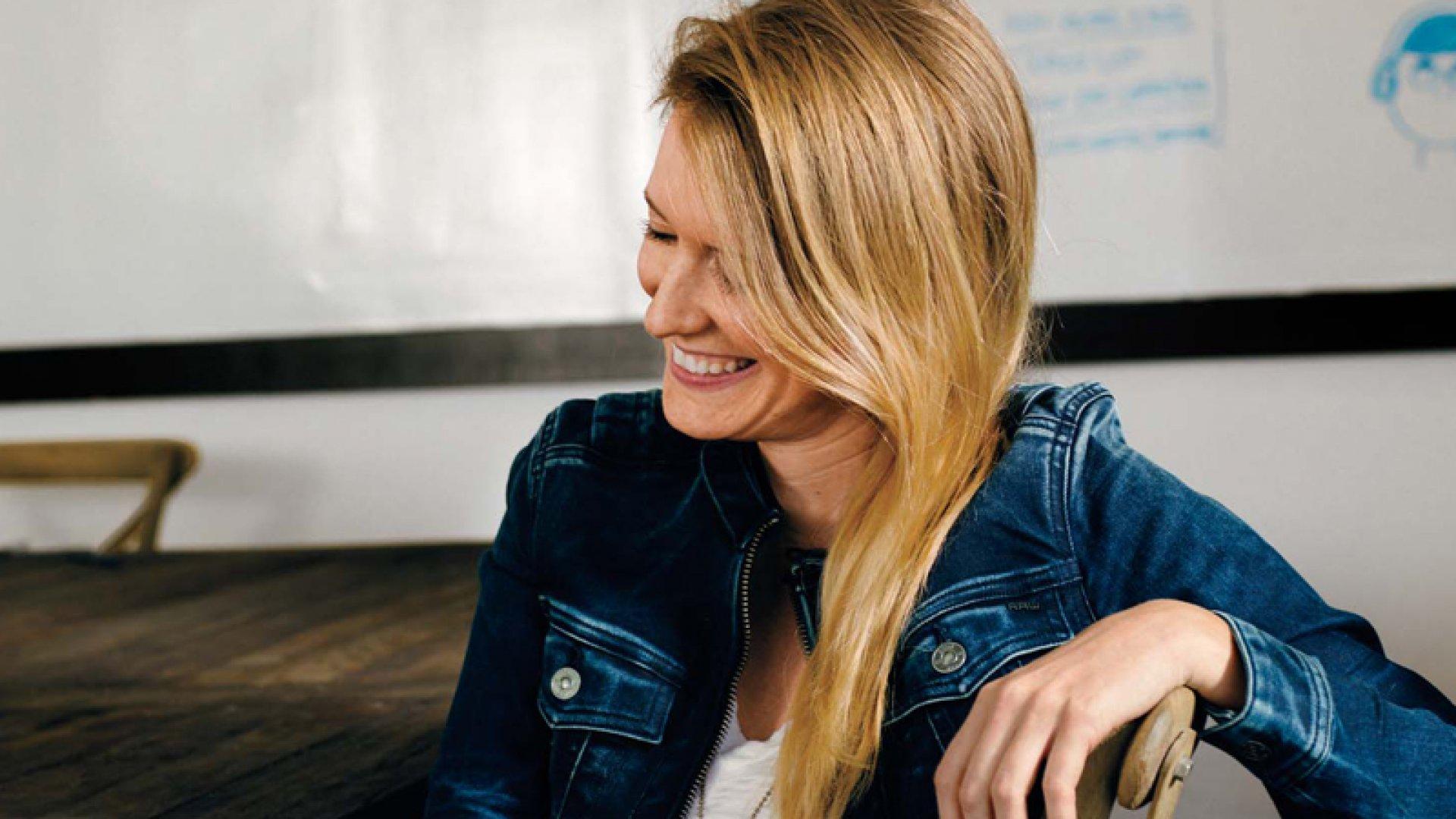Bridget Hilton is the founder of headphone maker LSTN.
