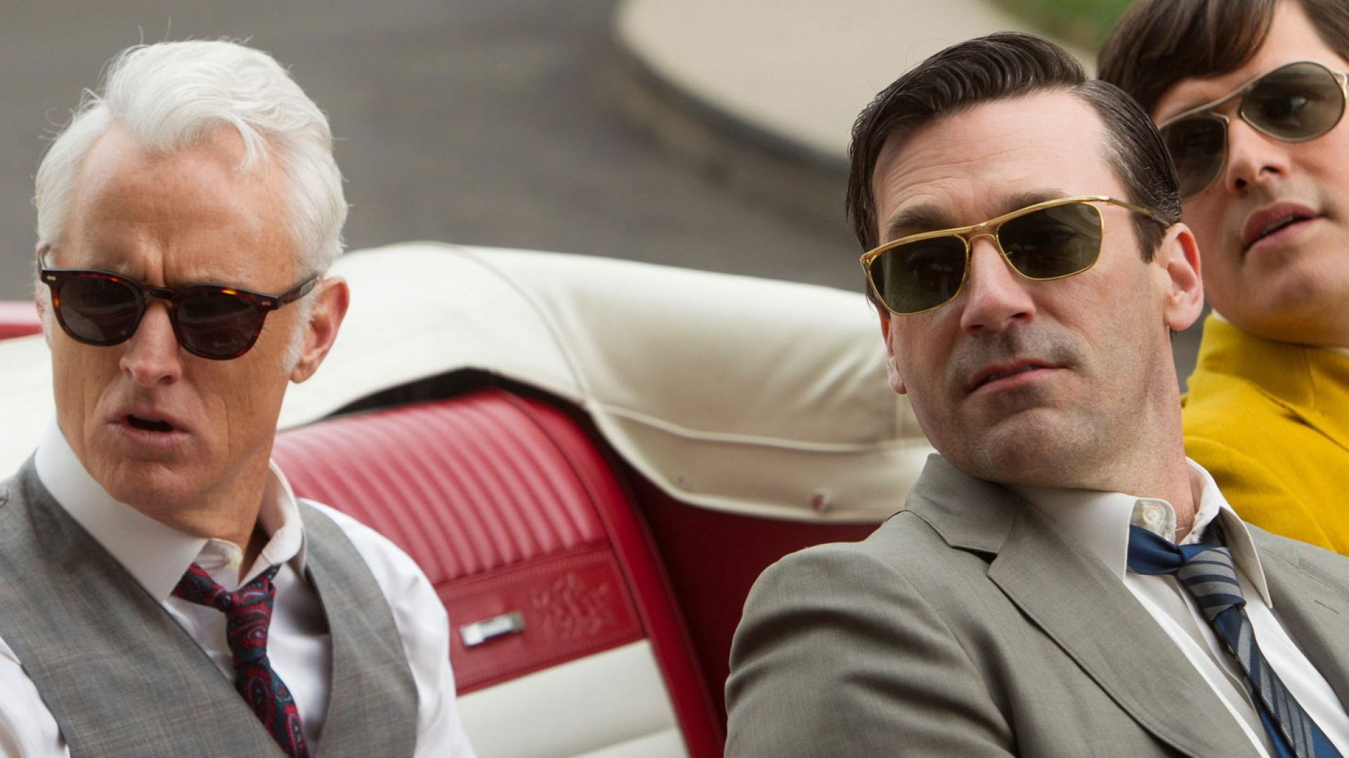 4 Lessons 'Mad Men' Can Teach Us About the Workplace of the Future