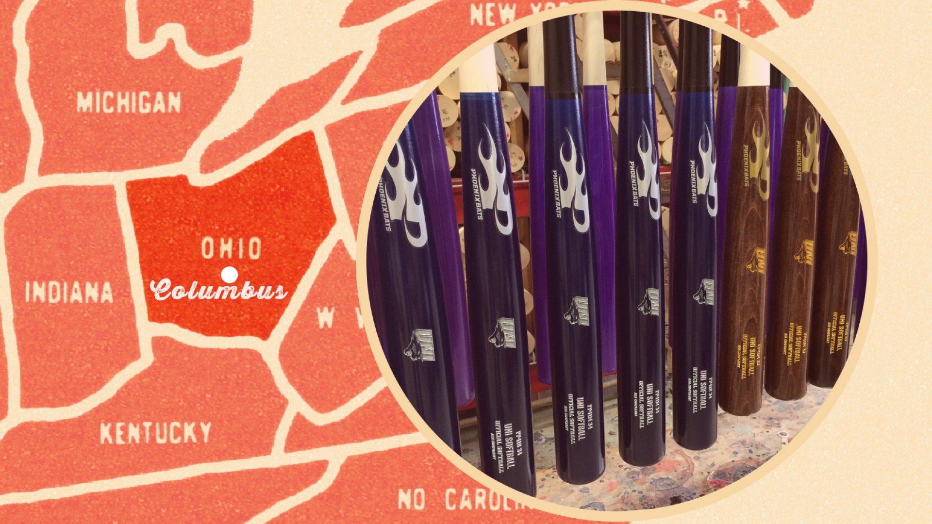 The Tiny Baseball Bat Company That Made the Big Leagues