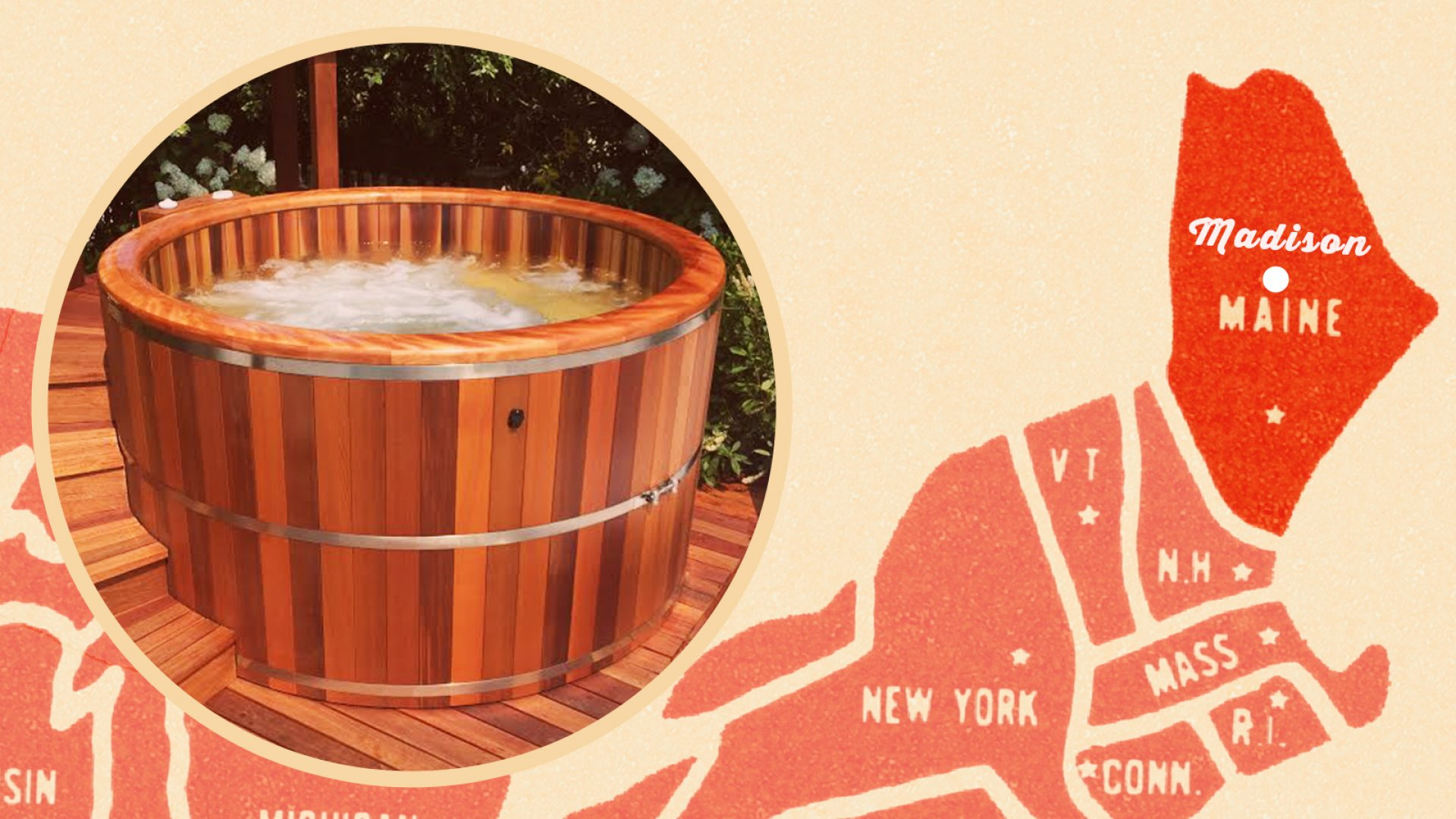 If You Need a Gorgeous Hot Tub--and a Ruler--These Are the Entrepreneurs for You