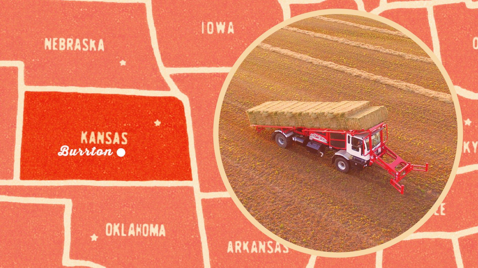 This Kansas Company Has Invented the Lamborghini of Farming Machines