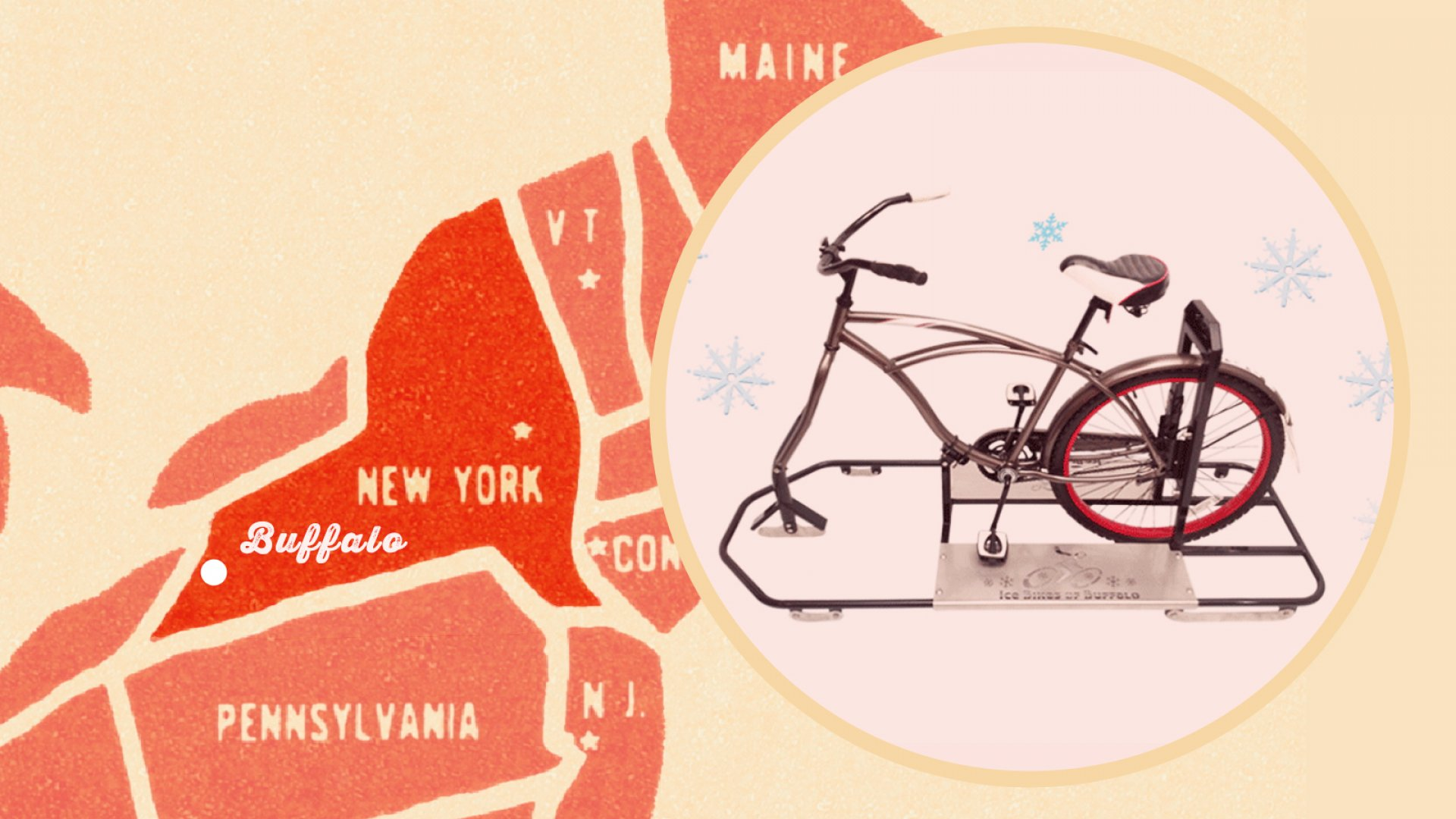 Meet the Bicycle Company That Could Have Been Born Only in Buffalo
